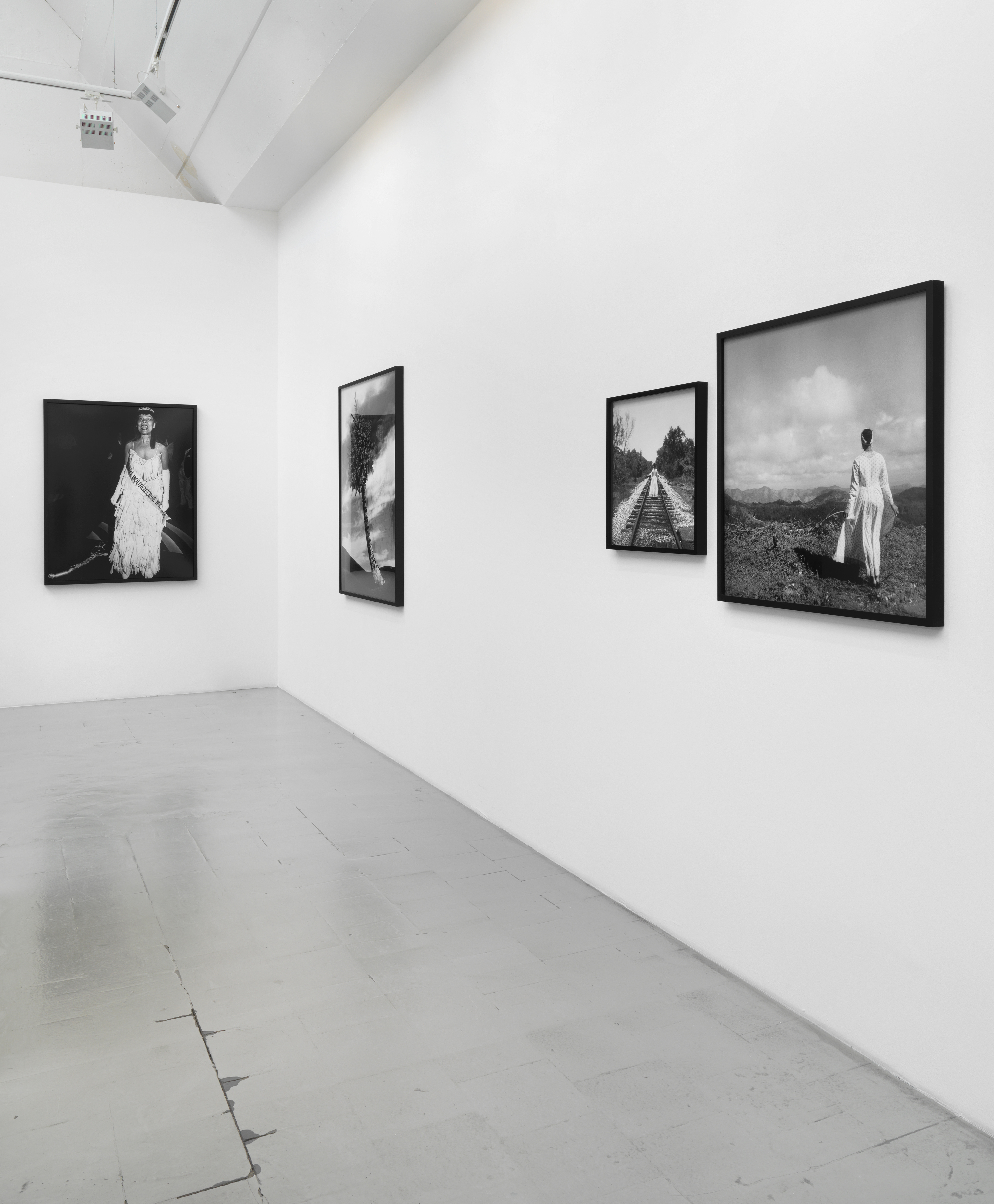 Galerie Barbara Thumm \ Carrie Mae Weems, María Magdalena Campos-Pons – Black Matters group exhibition