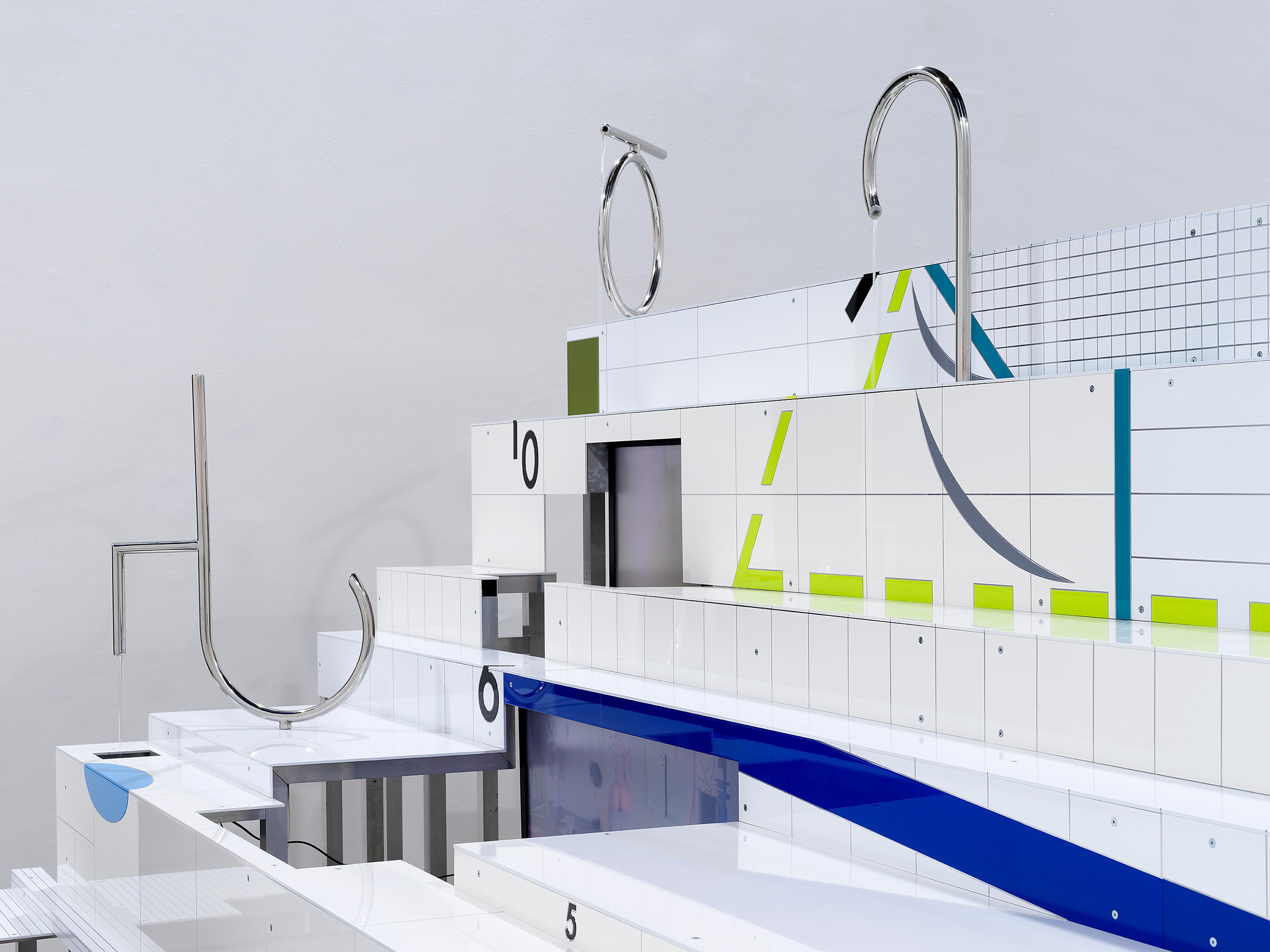 Galerie Barbara Thumm \ Anna K.E.– REARMIRRORVIEW, Simulation is Simulation, is Simulation, is Simulation…
