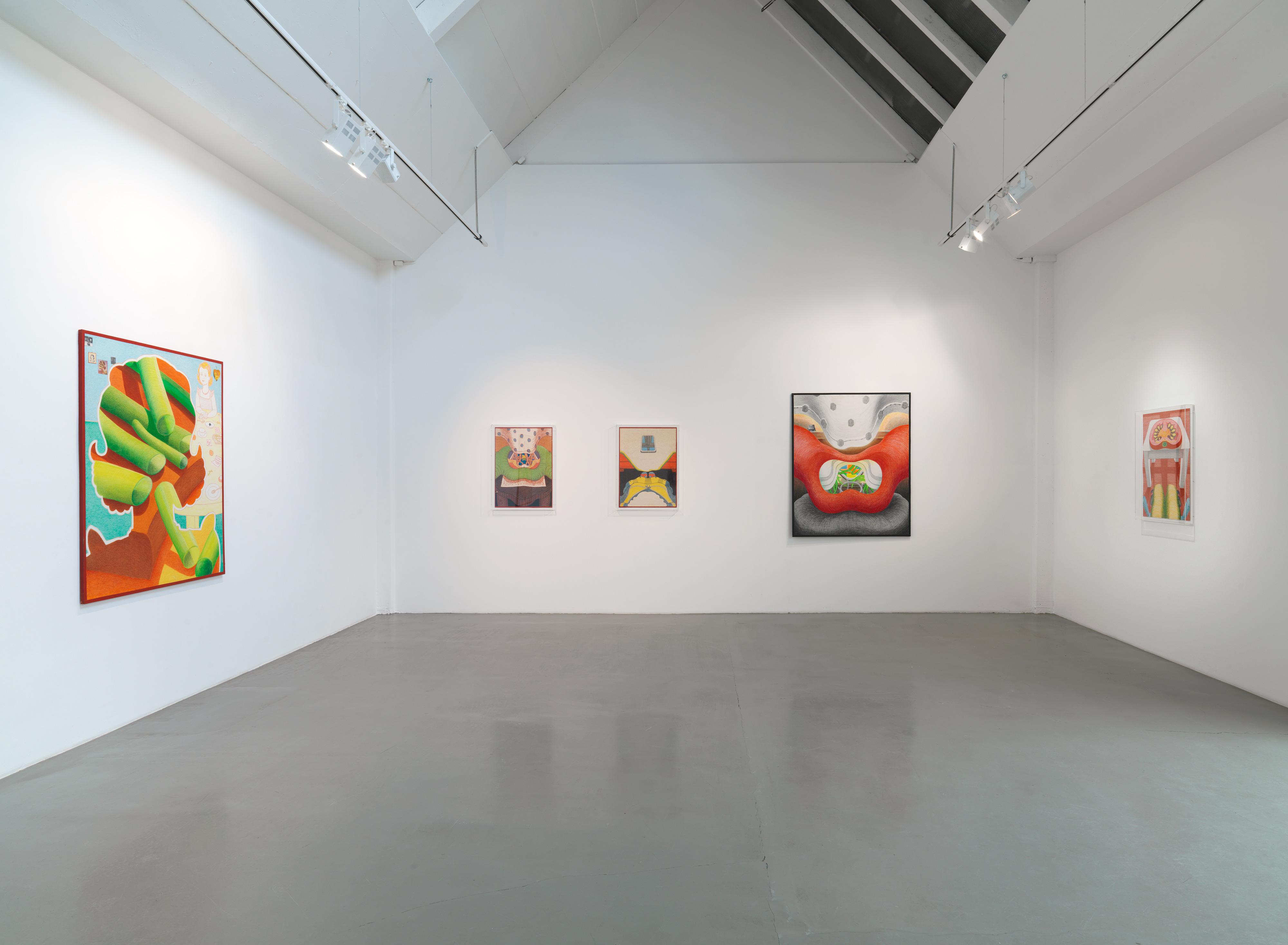 Galerie Barbara Thumm \ Anna Oppermann – Early works
