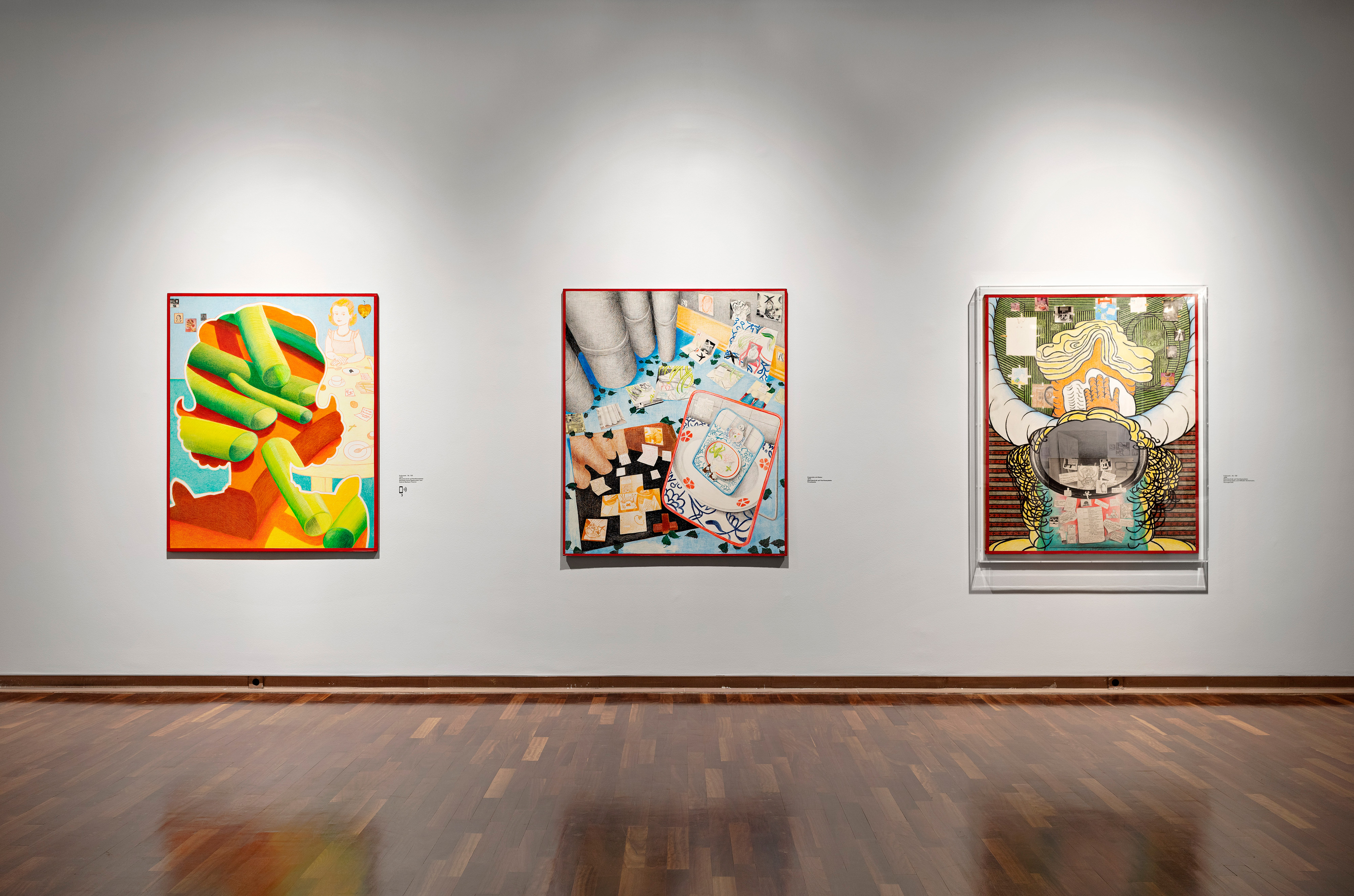 Galerie Barbara Thumm \ Anna Oppermann – Künstler sein