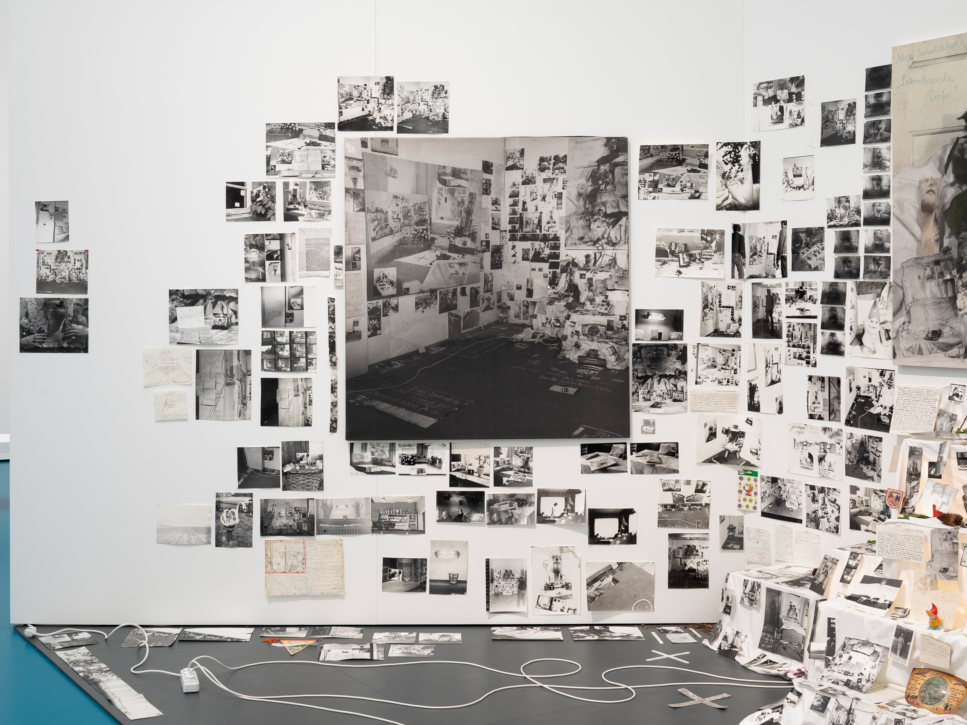 Galerie Barbara Thumm \ Estate Anna Oppermann
