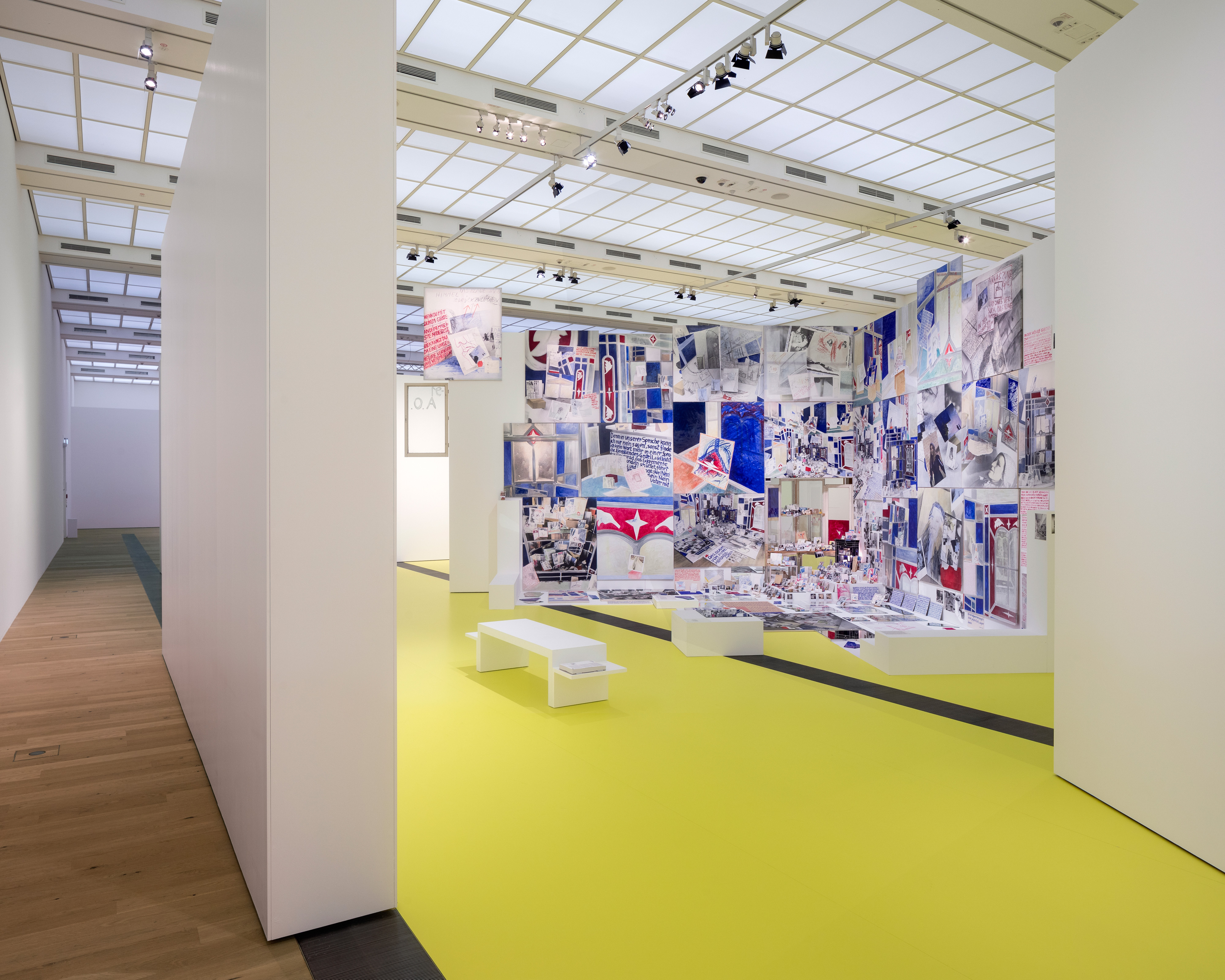 Galerie Barbara Thumm \ Anna Oppermann – Hoffnung