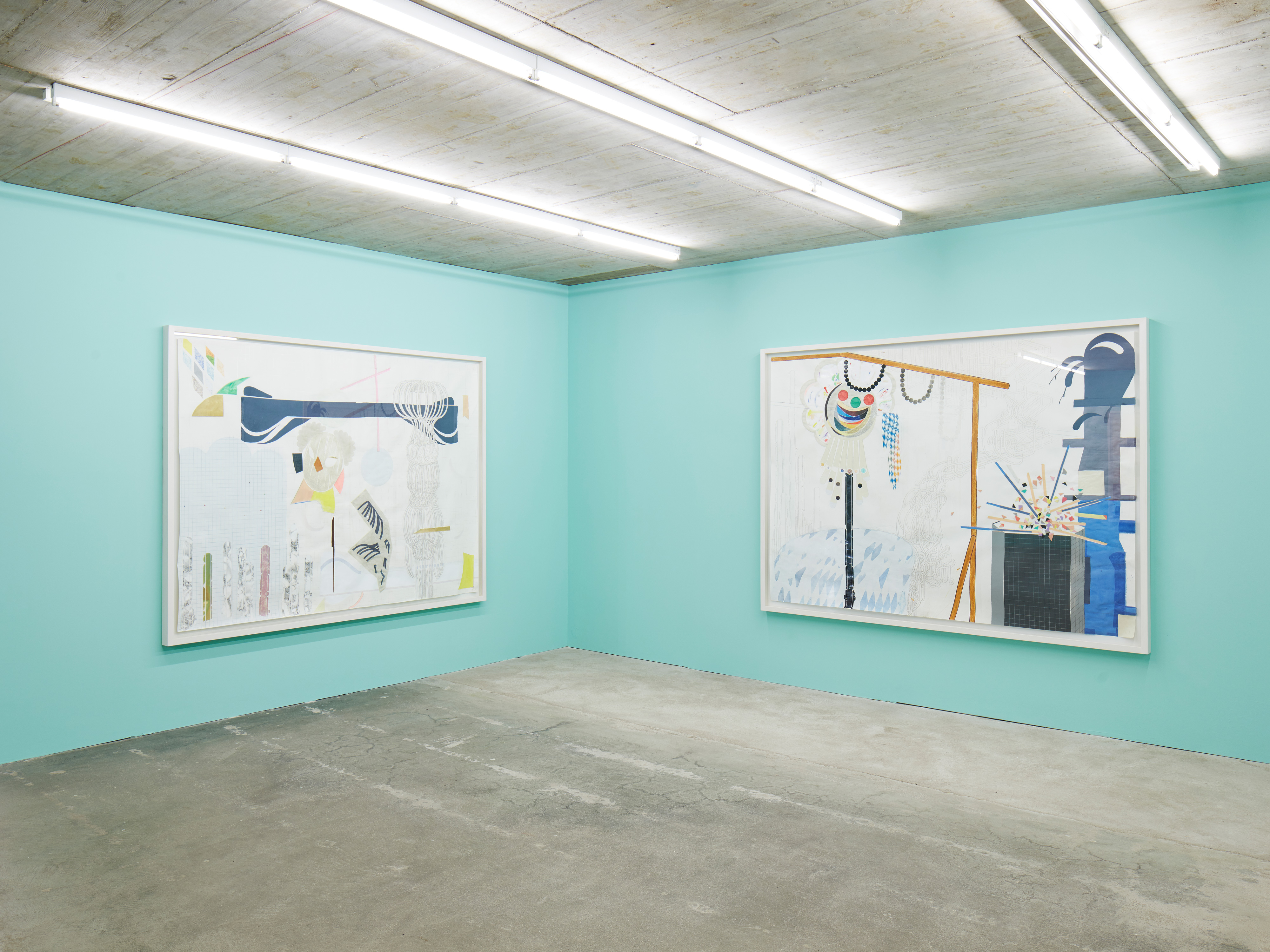 Galerie Barbara Thumm \ Anna K.E. – On Display_III