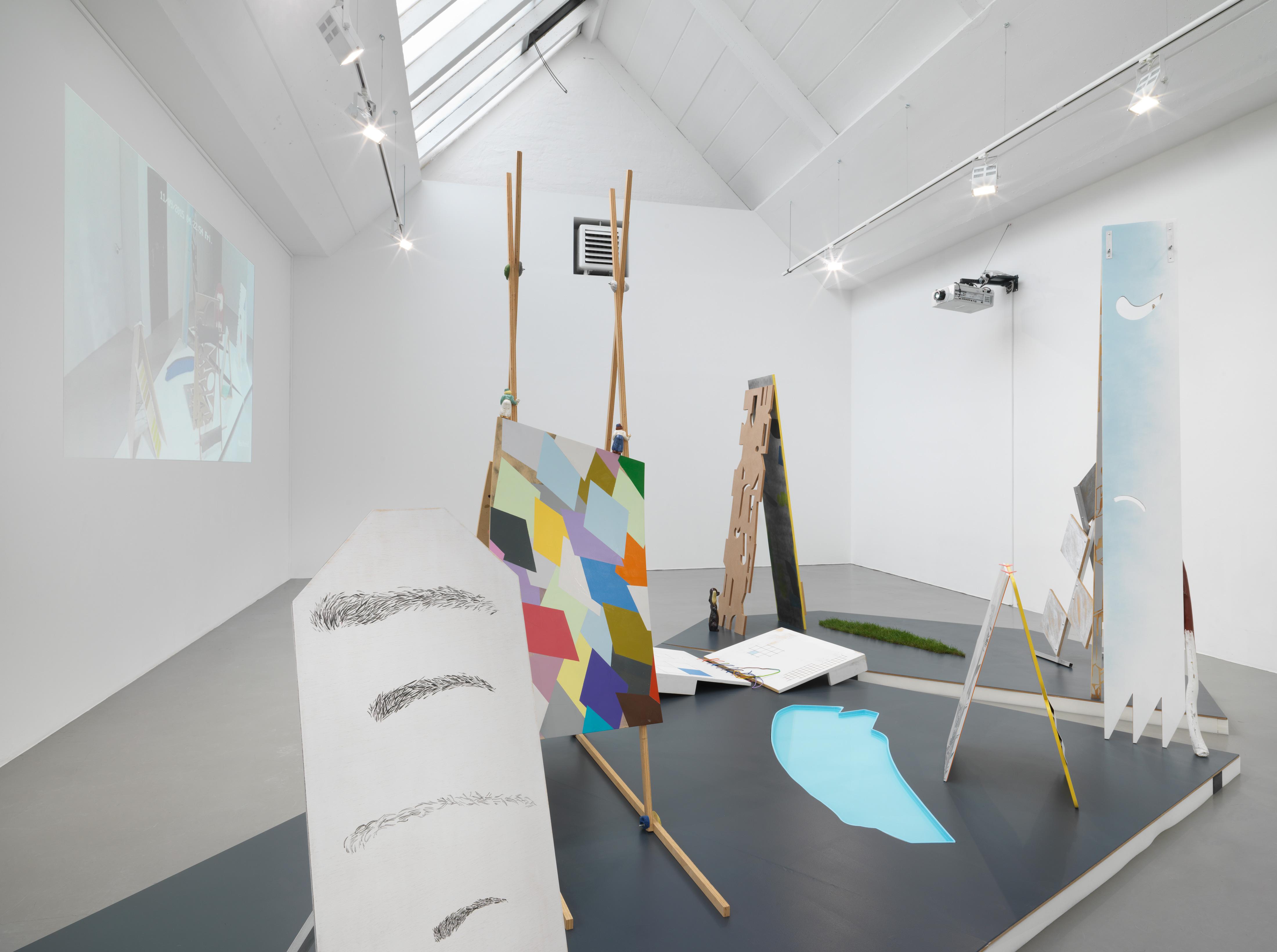 Galerie Barbara Thumm \ Anna K.E. – Teen Factory (Berlin – New York)
