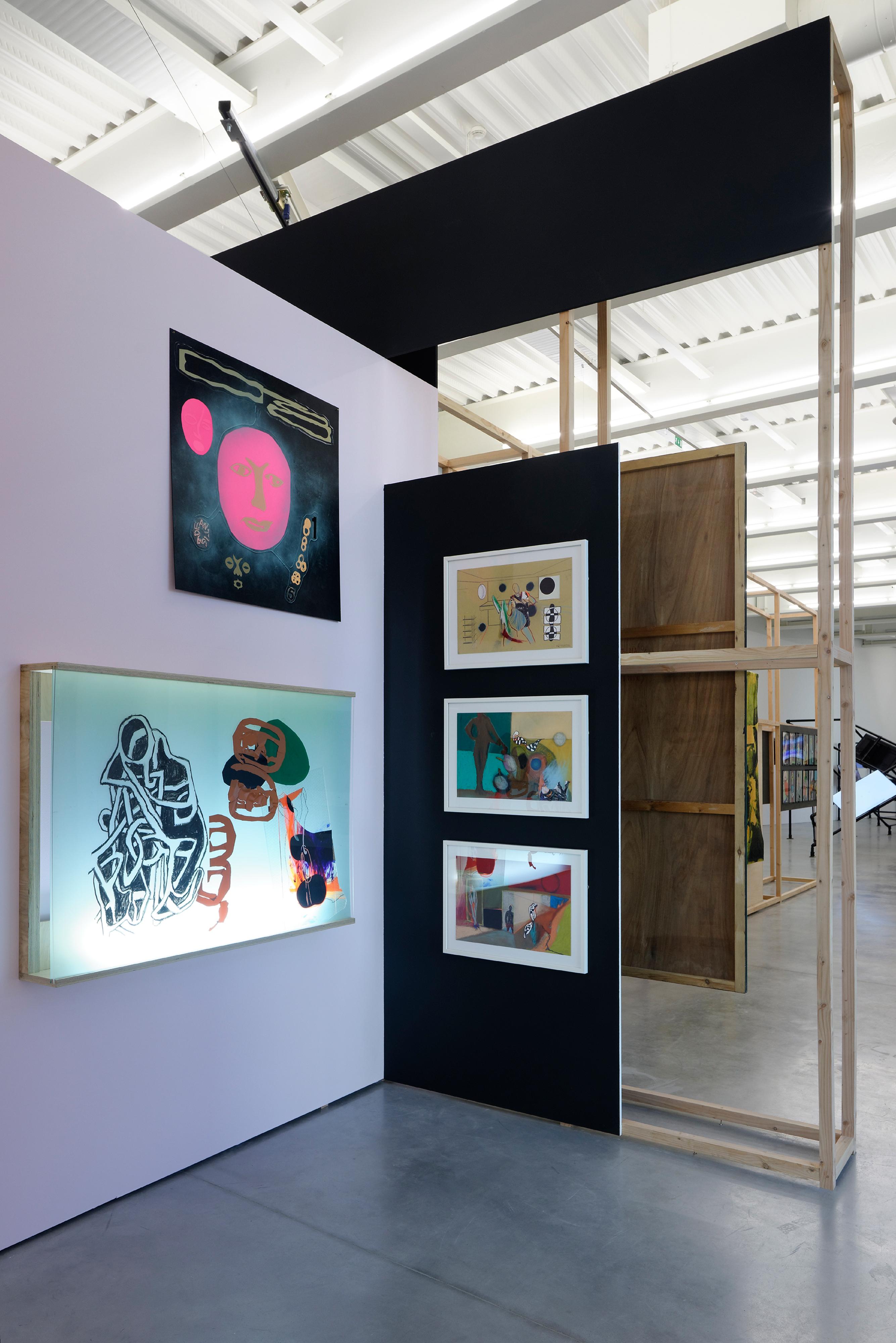 Galerie Barbara Thumm \ Anne-Mie van Kerckhoven – Incorporated!