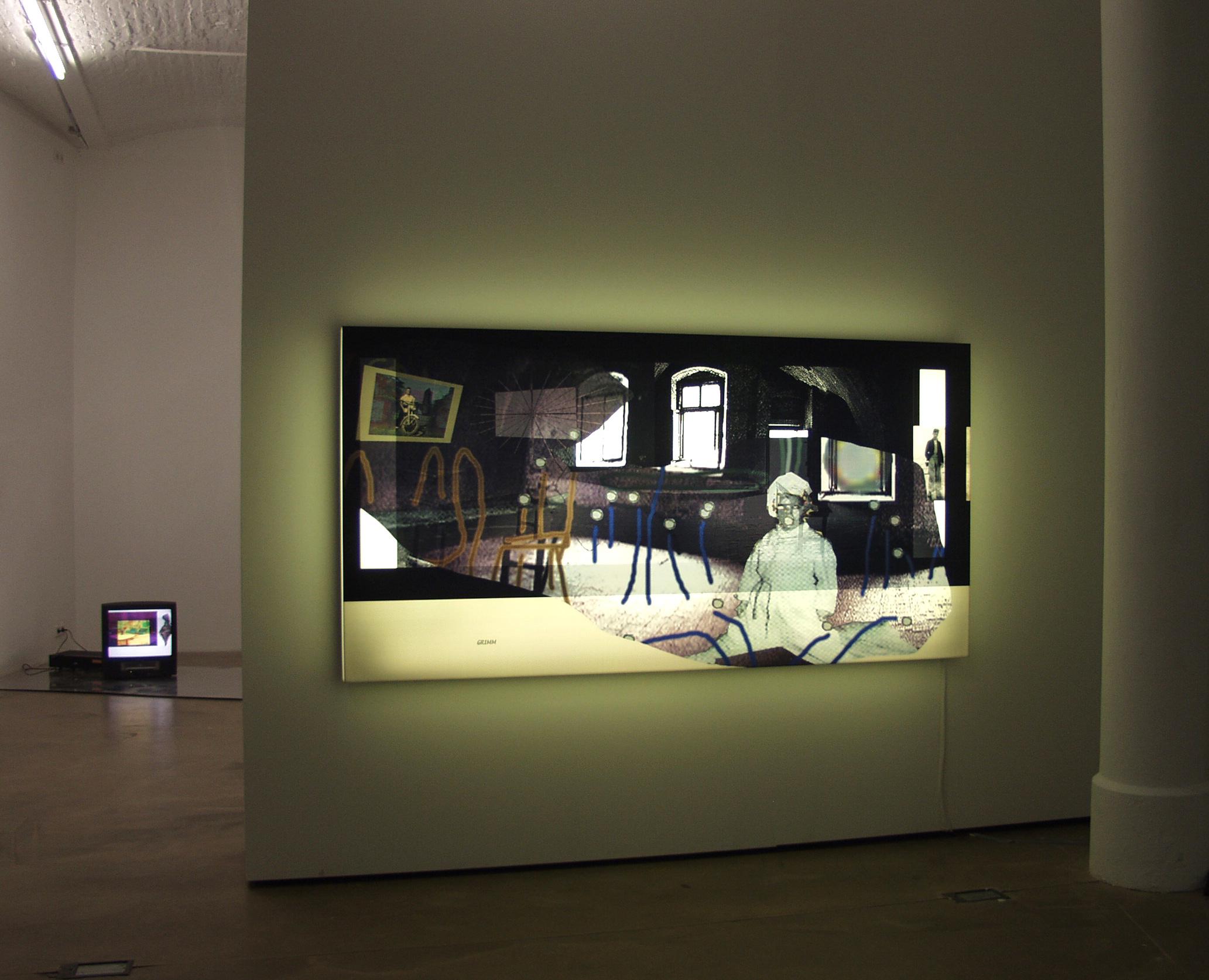 Galerie Barbara Thumm \ Anne-Mie van Kerckhoven – In Dreams
