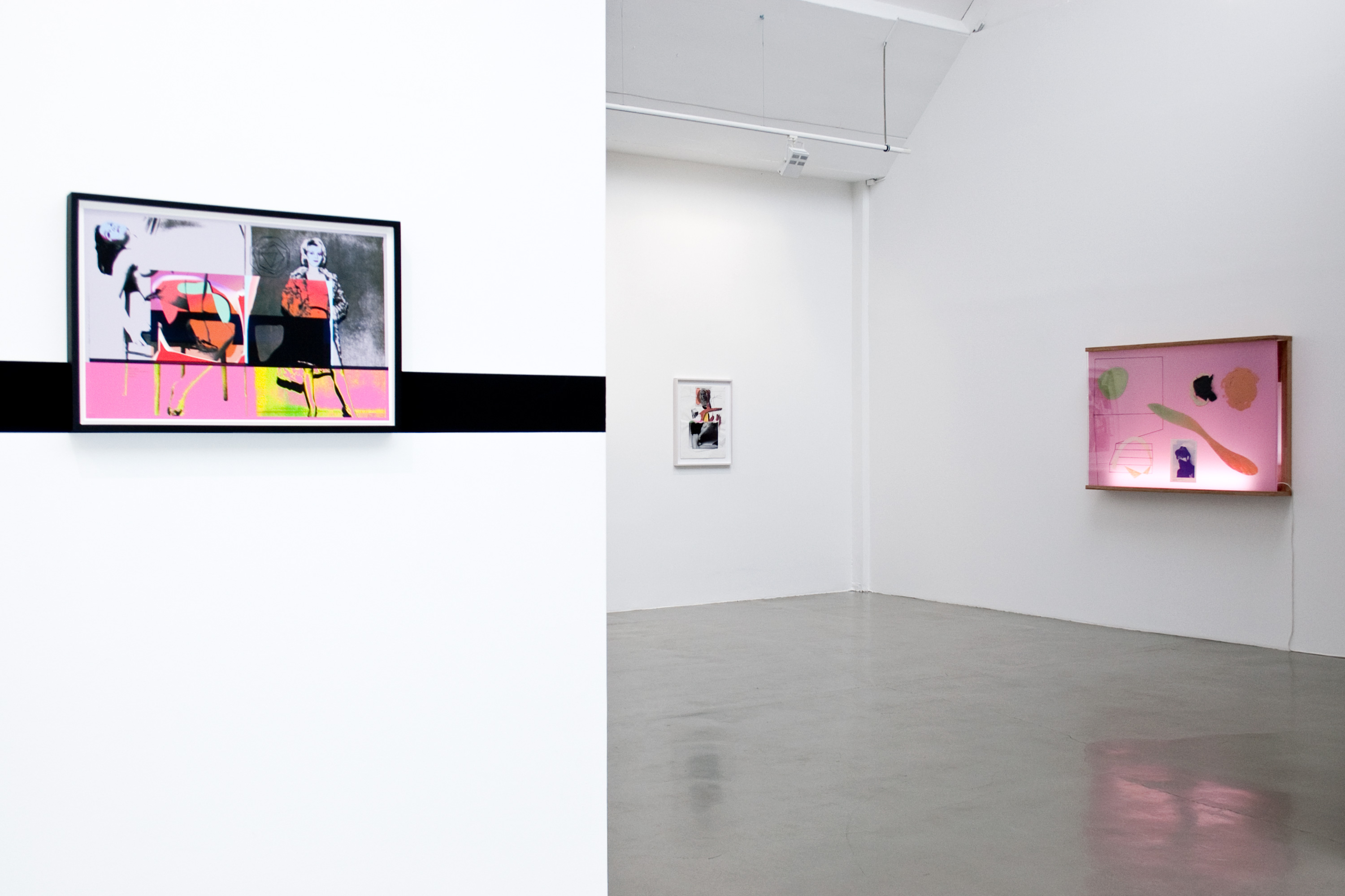 Galerie Barbara Thumm \ Anne-Mie van Kerckhoven – Love and Insight in trendy Places