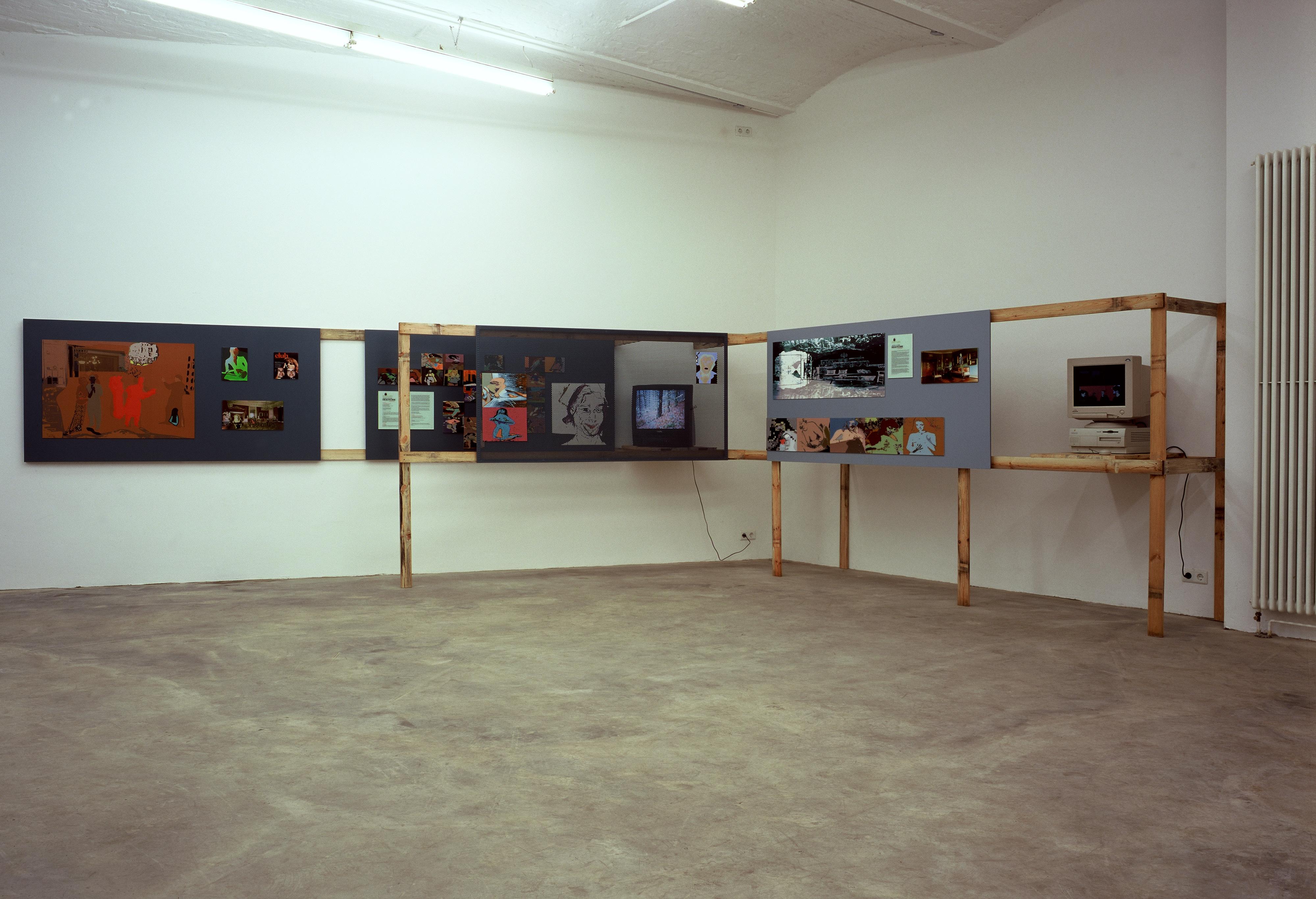 Galerie Barbara Thumm \ Anne-Mie van Kerckhoven – Prober 5