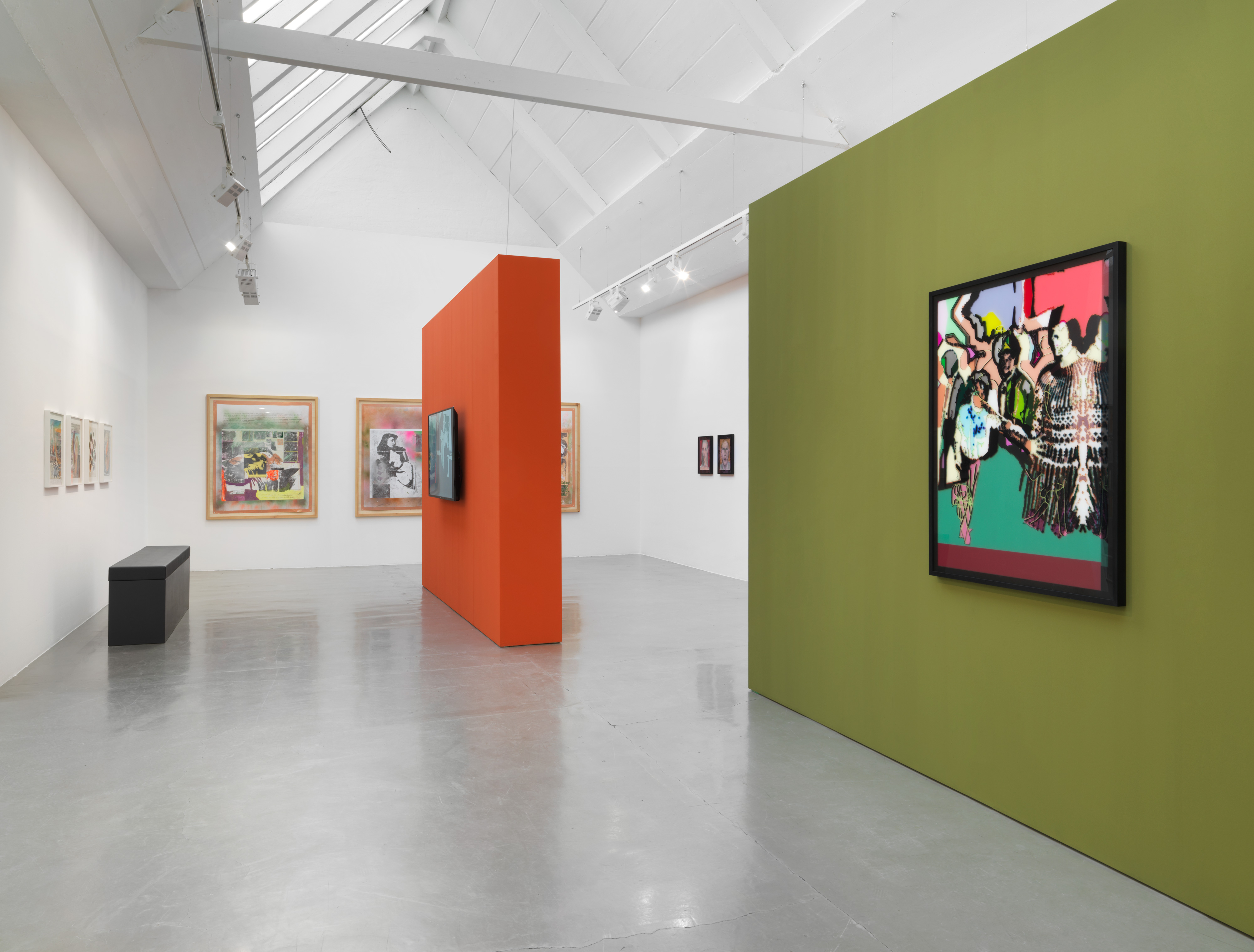 Galerie Barbara Thumm \ Anne-Mie van Kerckhoven – Unweit von Dir