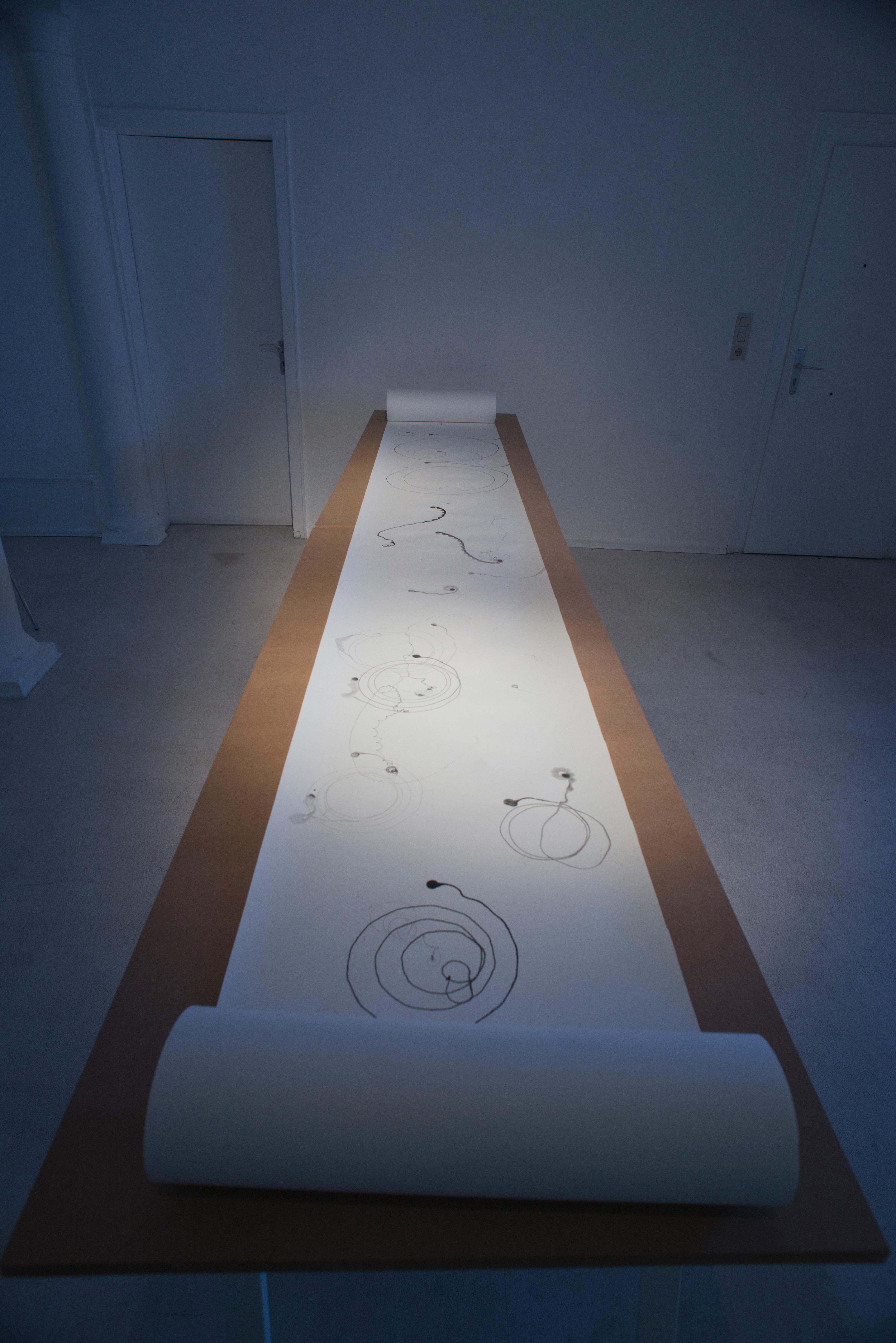 Galerie Barbara Thumm \ Antonio Paucar – movement matters