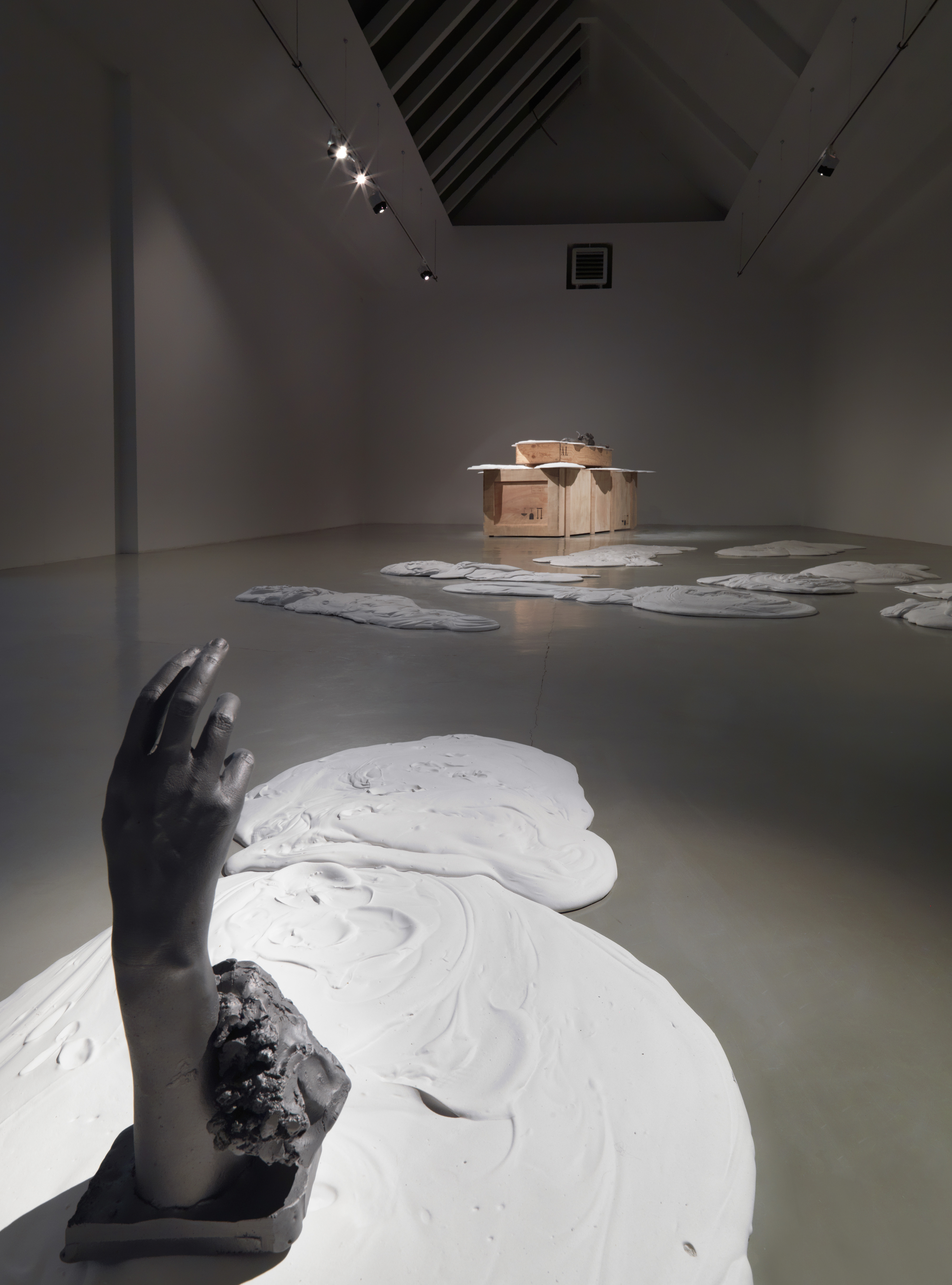 Galerie Barbara Thumm \ Chloe Piene – Eiserne Frau