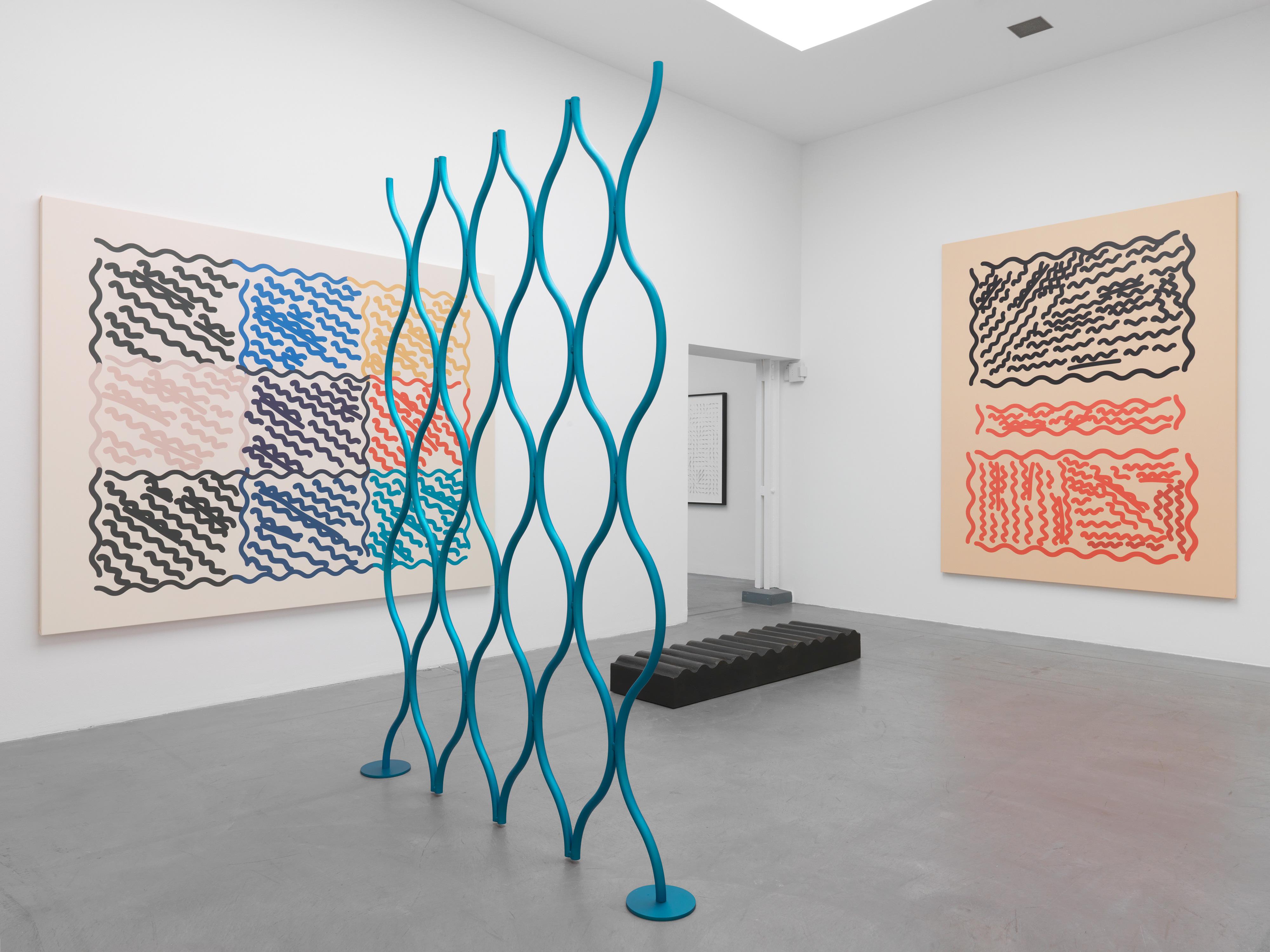 Galerie Barbara Thumm \ Diango Hernández – Konkrete Gegenwart – Jetzt ist immer auch ein bisschen gestern und morgen