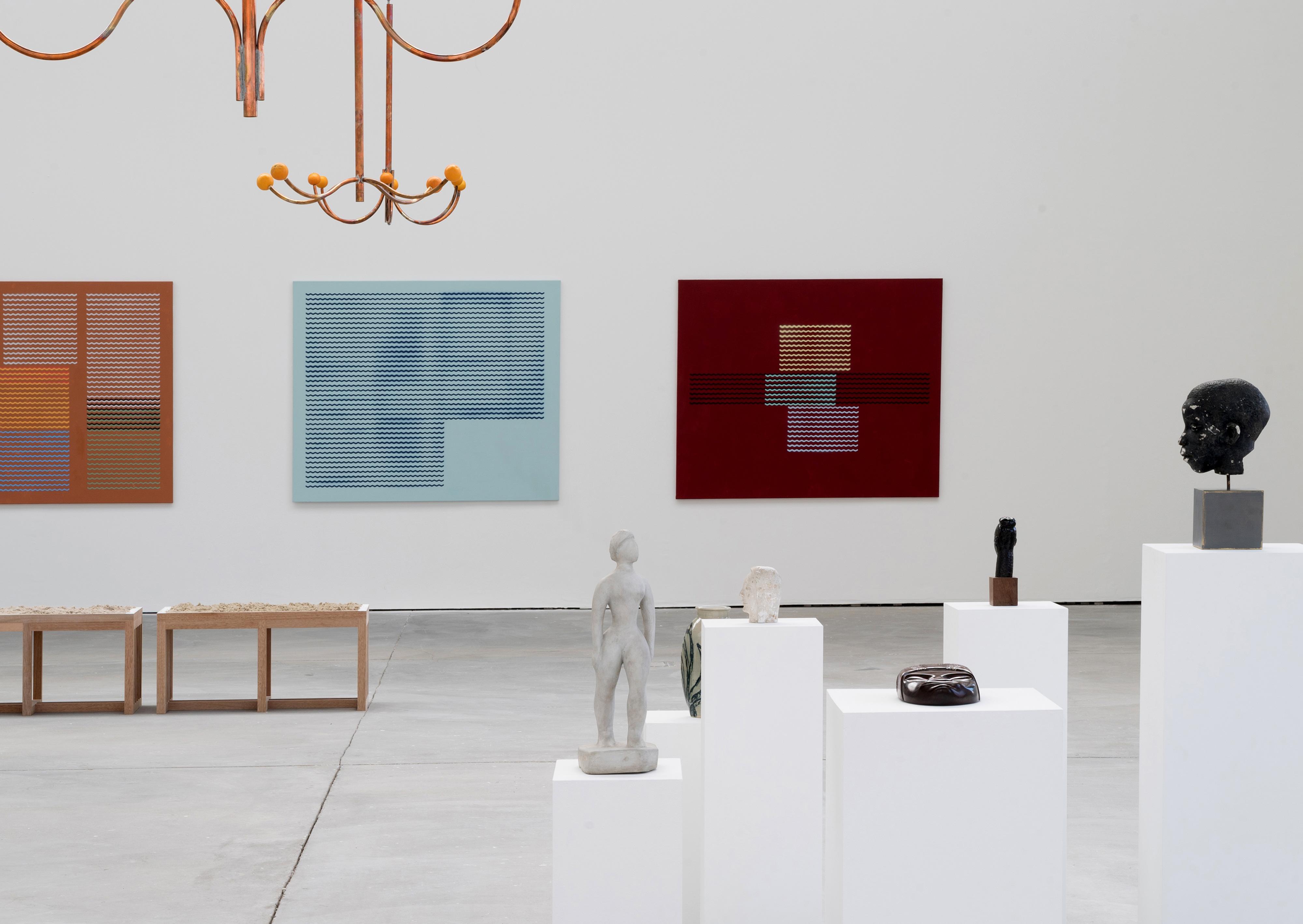 Galerie Barbara Thumm \ Diango Hernández – Sobre las olas (Über allen Wellen)