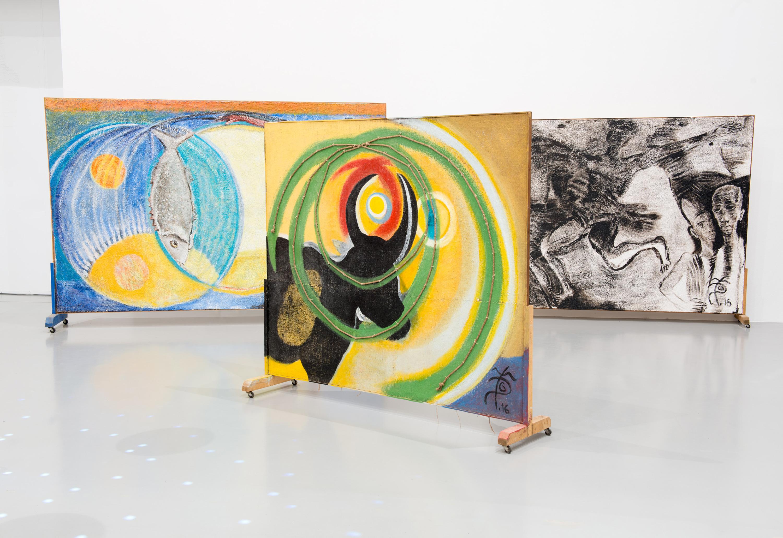 Galerie Barbara Thumm \ El Hadji Sy – documenta 14 Kassel
