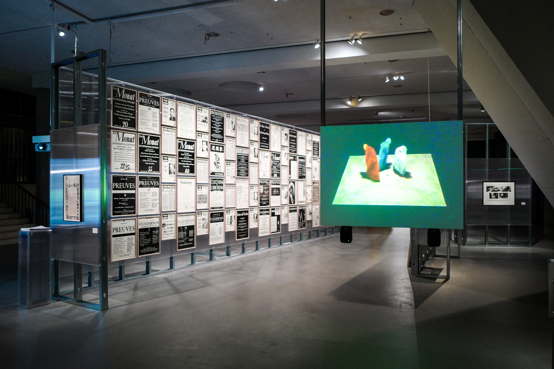 Galerie Barbara Thumm \ Fernando Bryce – Parapolitik: Kulturelle Freiheit und Kalter Krieg