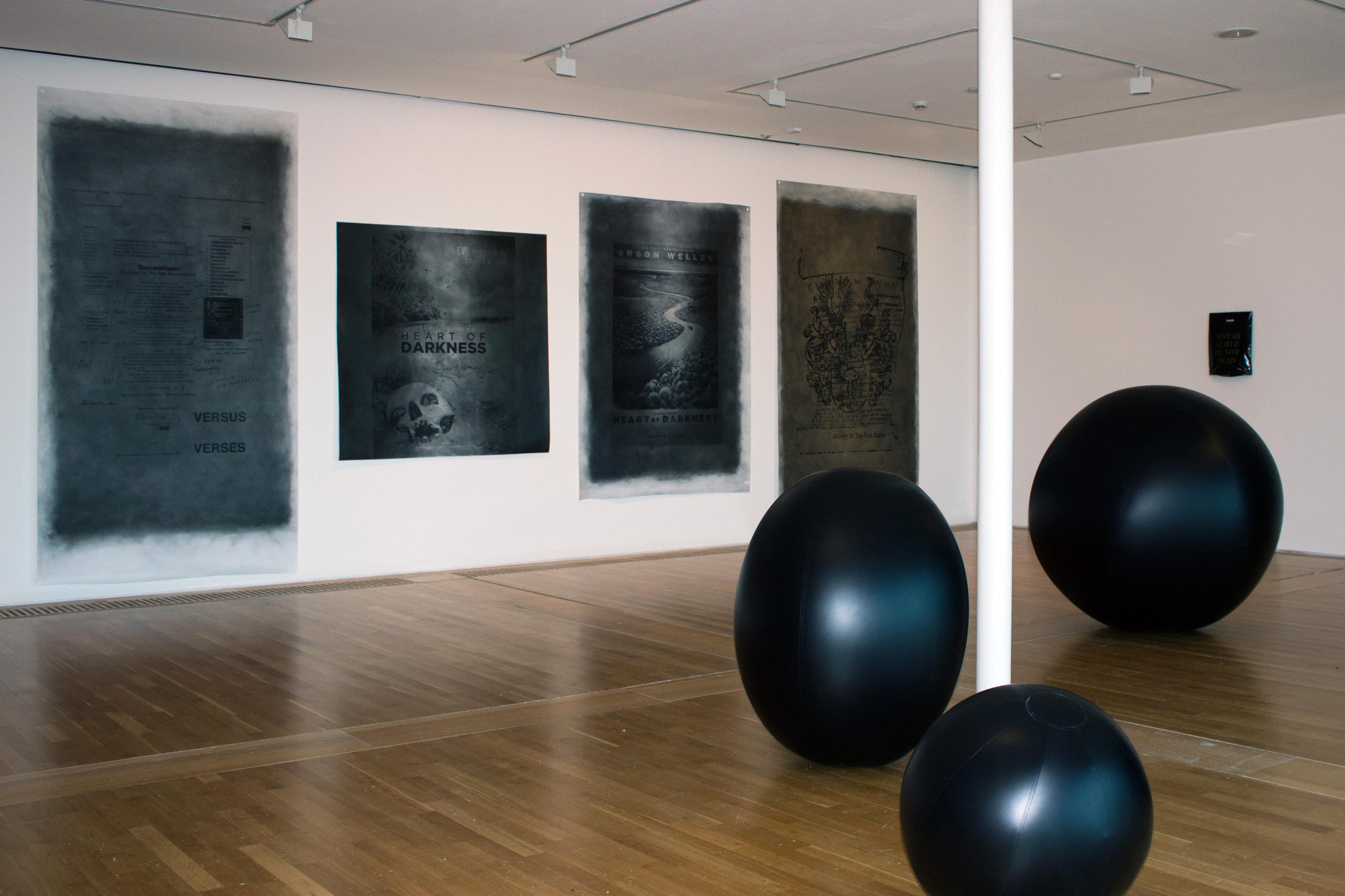 Galerie Barbara Thumm \ Fiona Banner aka The Vanity Press – Buoys Boys