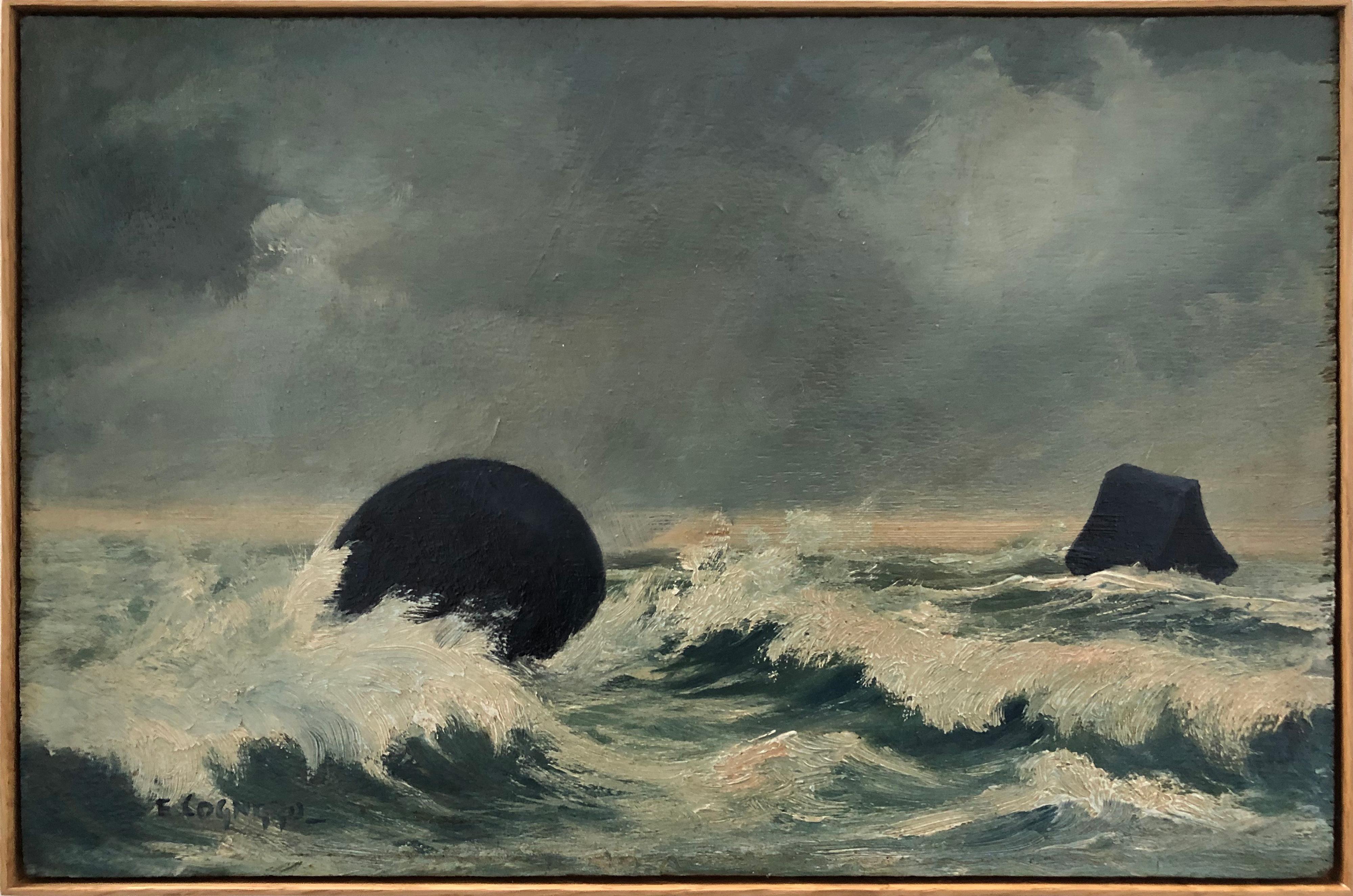 Galerie Barbara Thumm \ Fiona Banner aka The Vanity Press – Full Sea Stop Scape