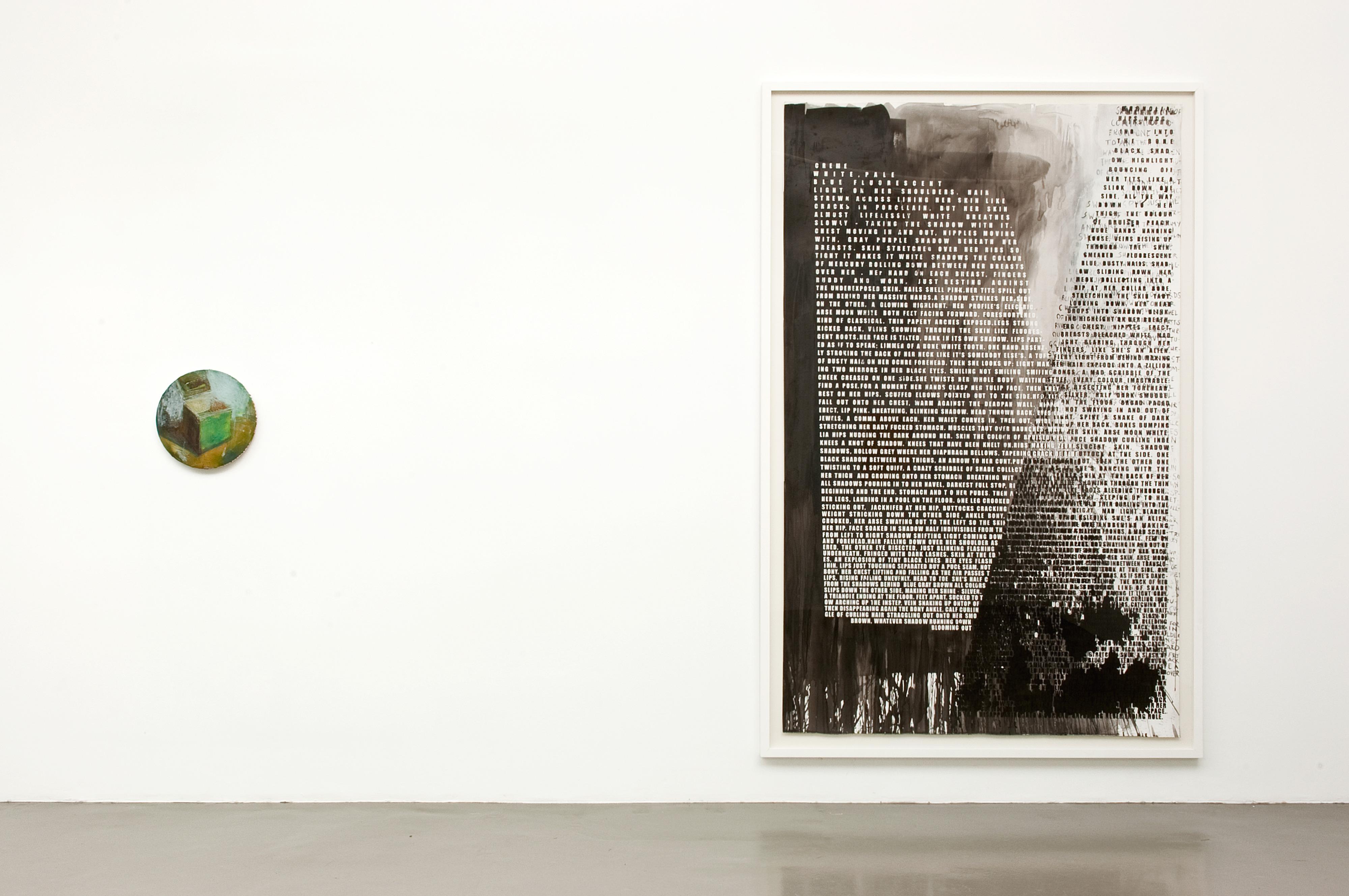 Galerie Barbara Thumm \ Fiona Banner aka The Vanity Press – Summerstage