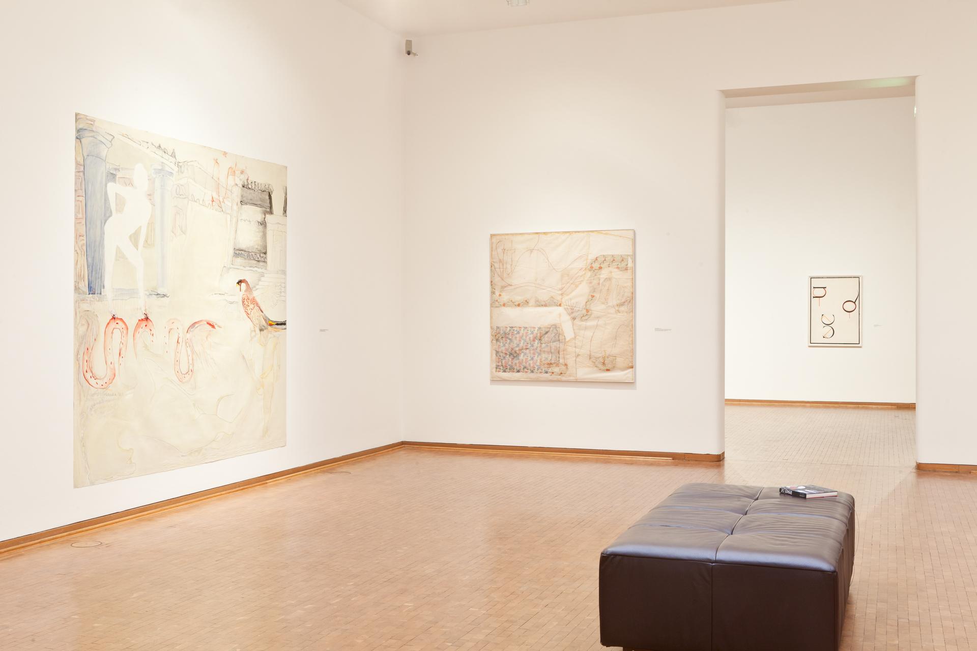 Galerie Barbara Thumm \ Jo Baer