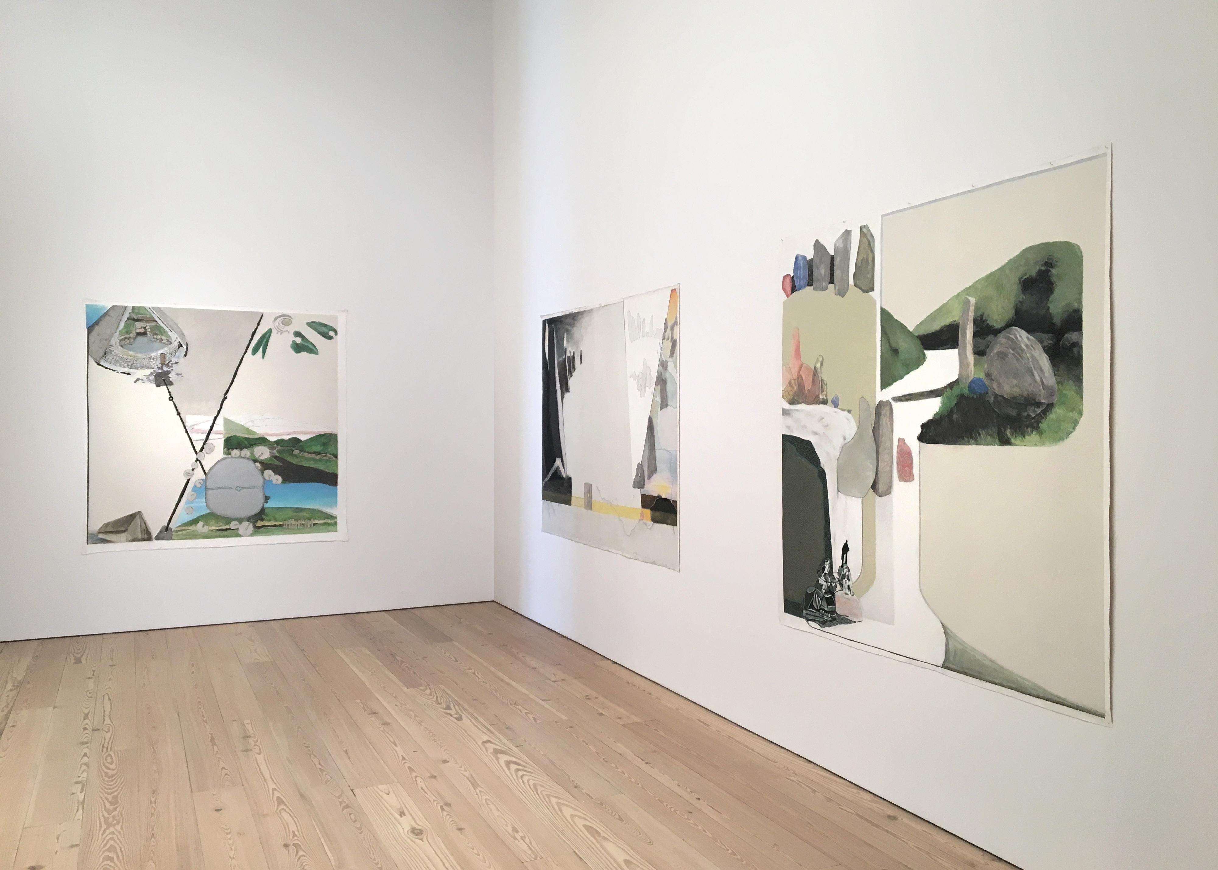 Galerie Barbara Thumm \ Jo Baer – 2017 Whitney Biennial