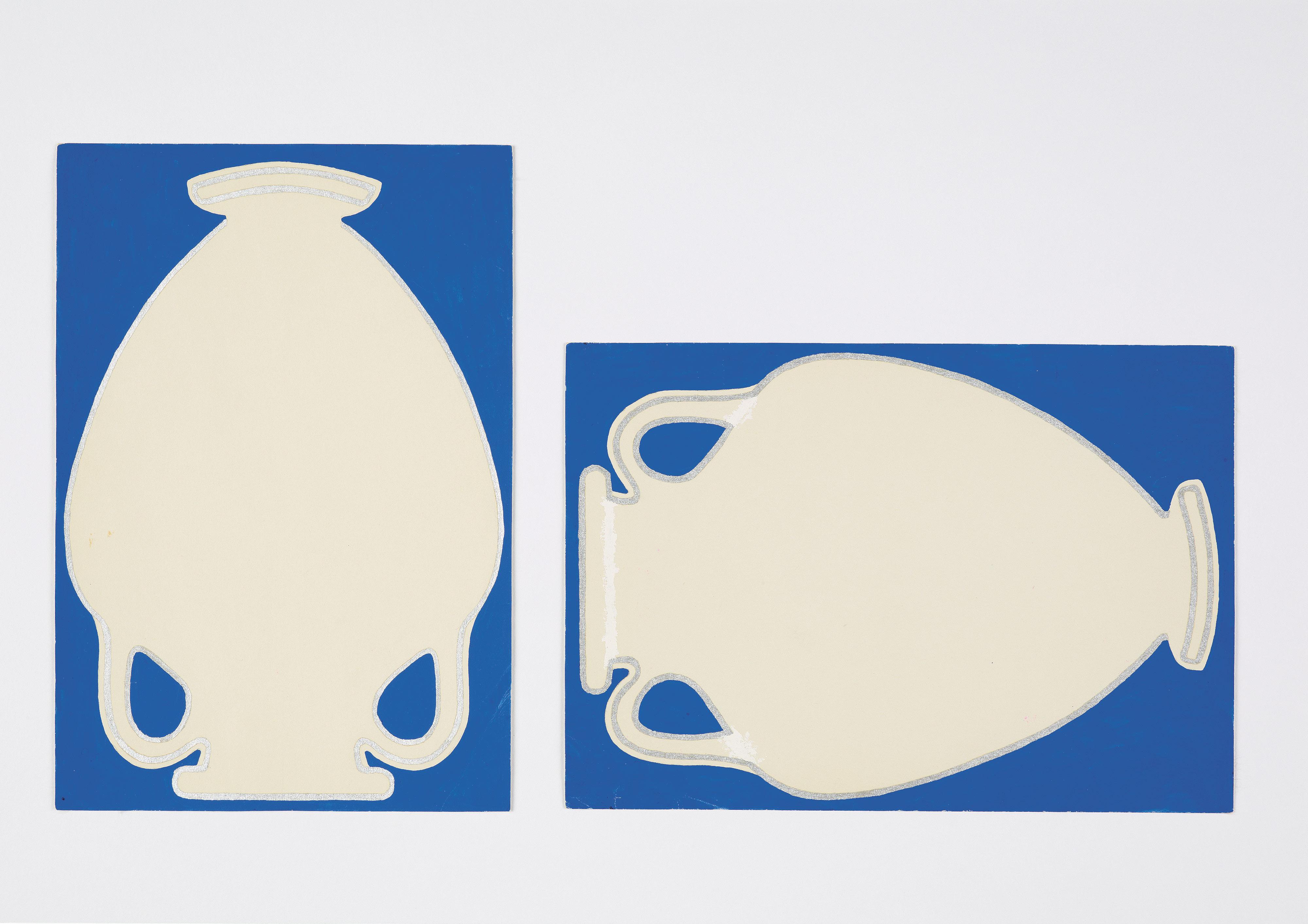 Galerie Barbara Thumm \ Jo Baer \ Untitled (1961 – 1962)