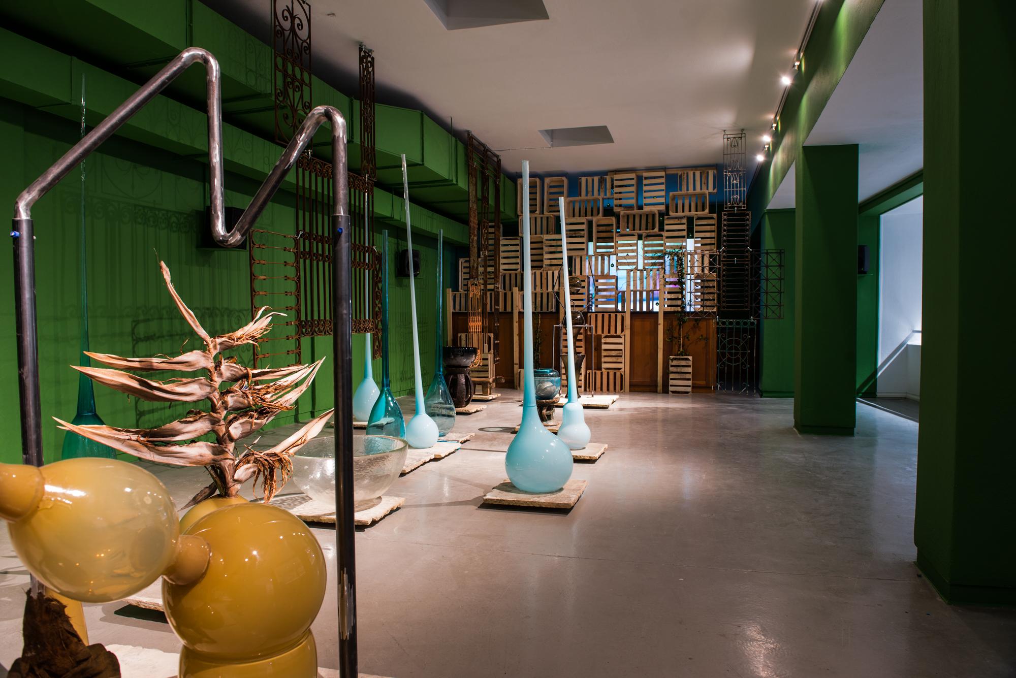Galerie Barbara Thumm \ María Magdalena Campos-Pons – Matanzas Sound Map