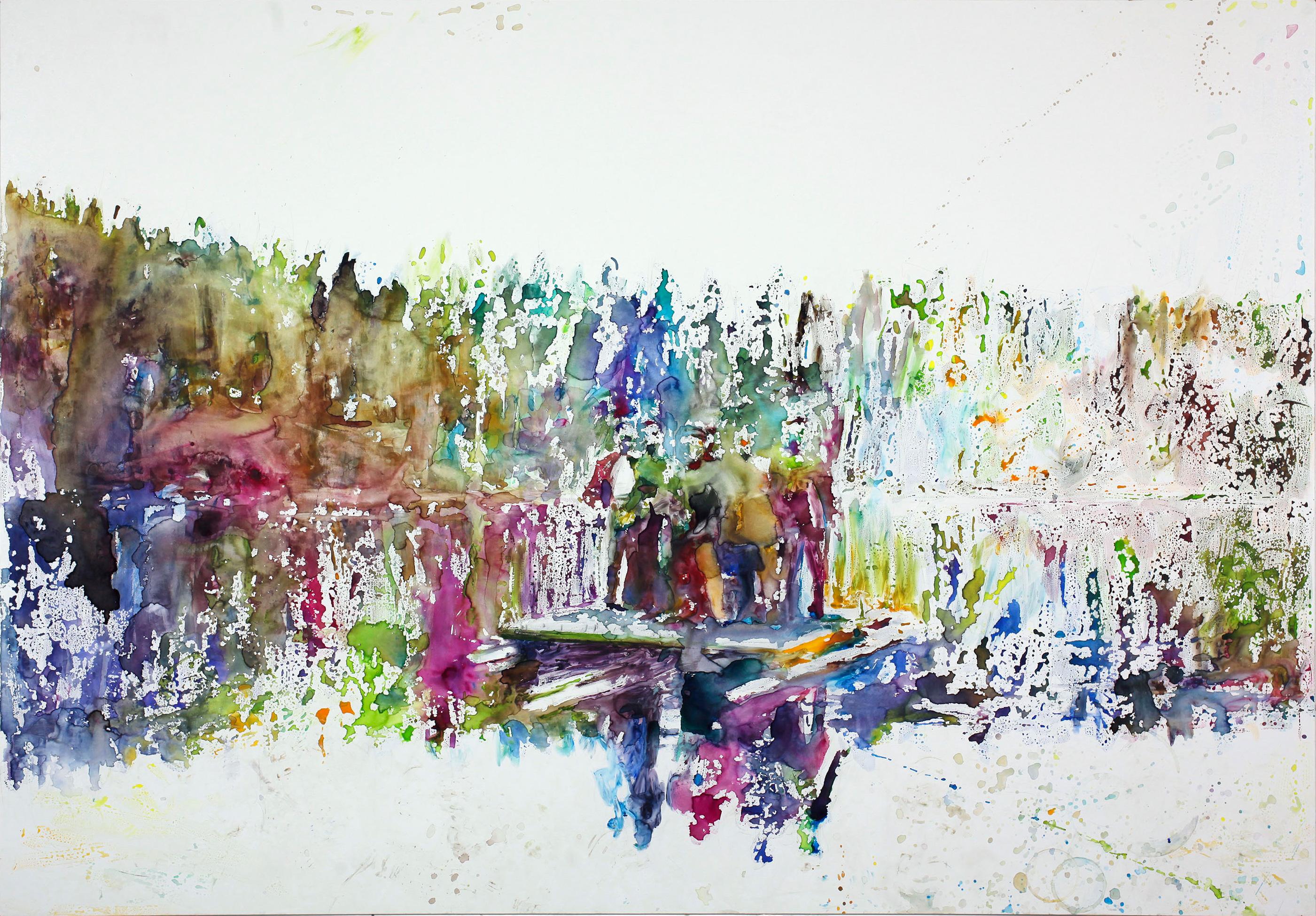 Galerie Barbara Thumm \ Martin Dammann – weiter weg