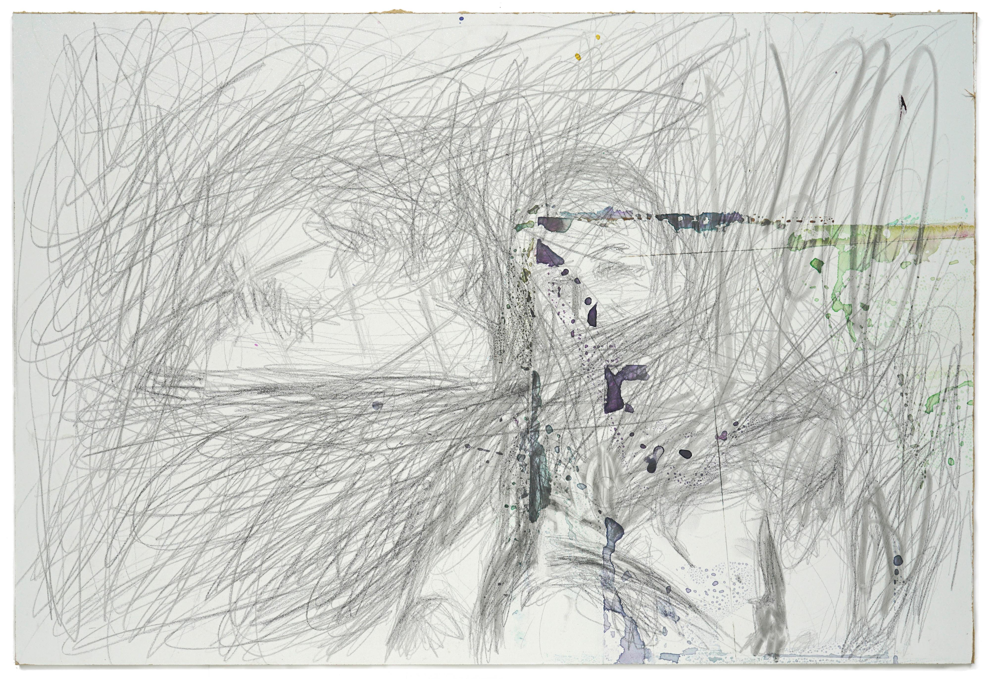 Galerie Barbara Thumm \ Martin Dammann – Exfreundin \ H Drawing 2a (2020)