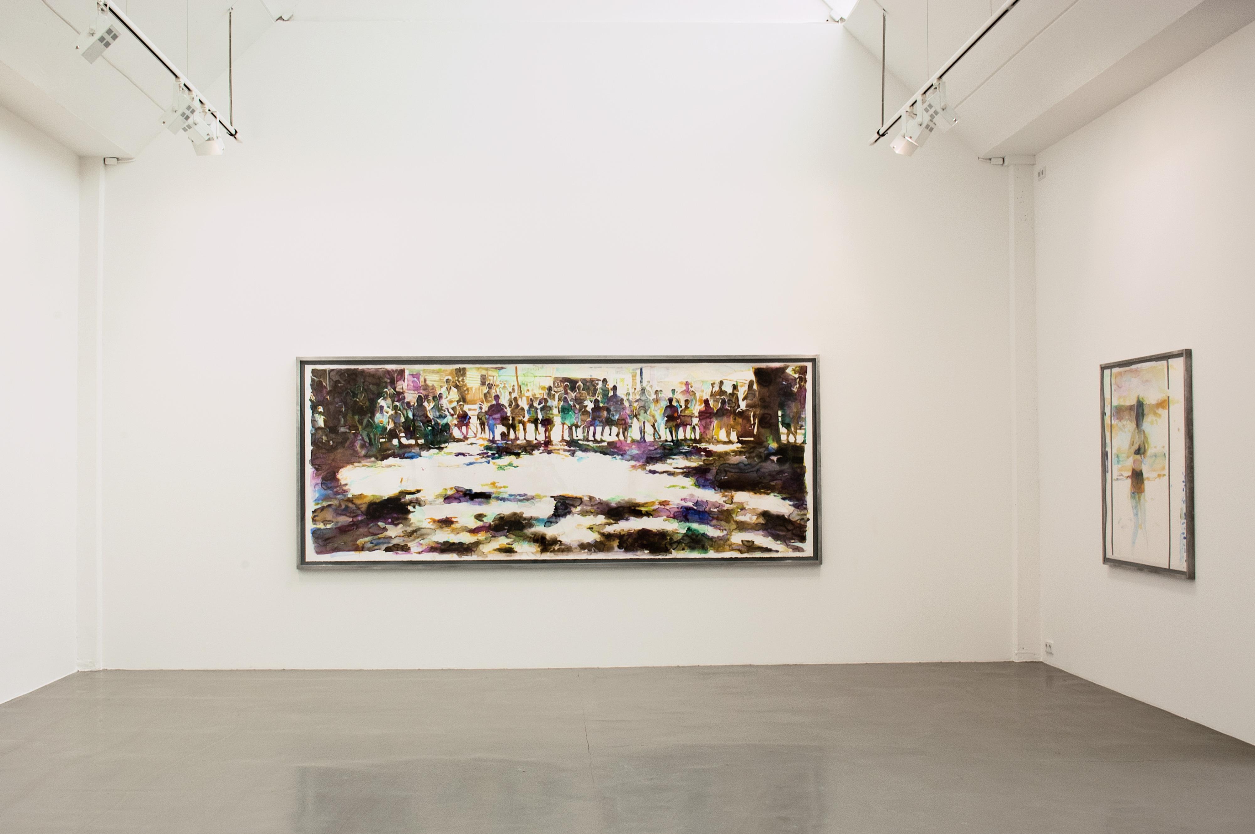 Galerie Barbara Thumm \ Martin Dammann – gegen über (The Face of Another)