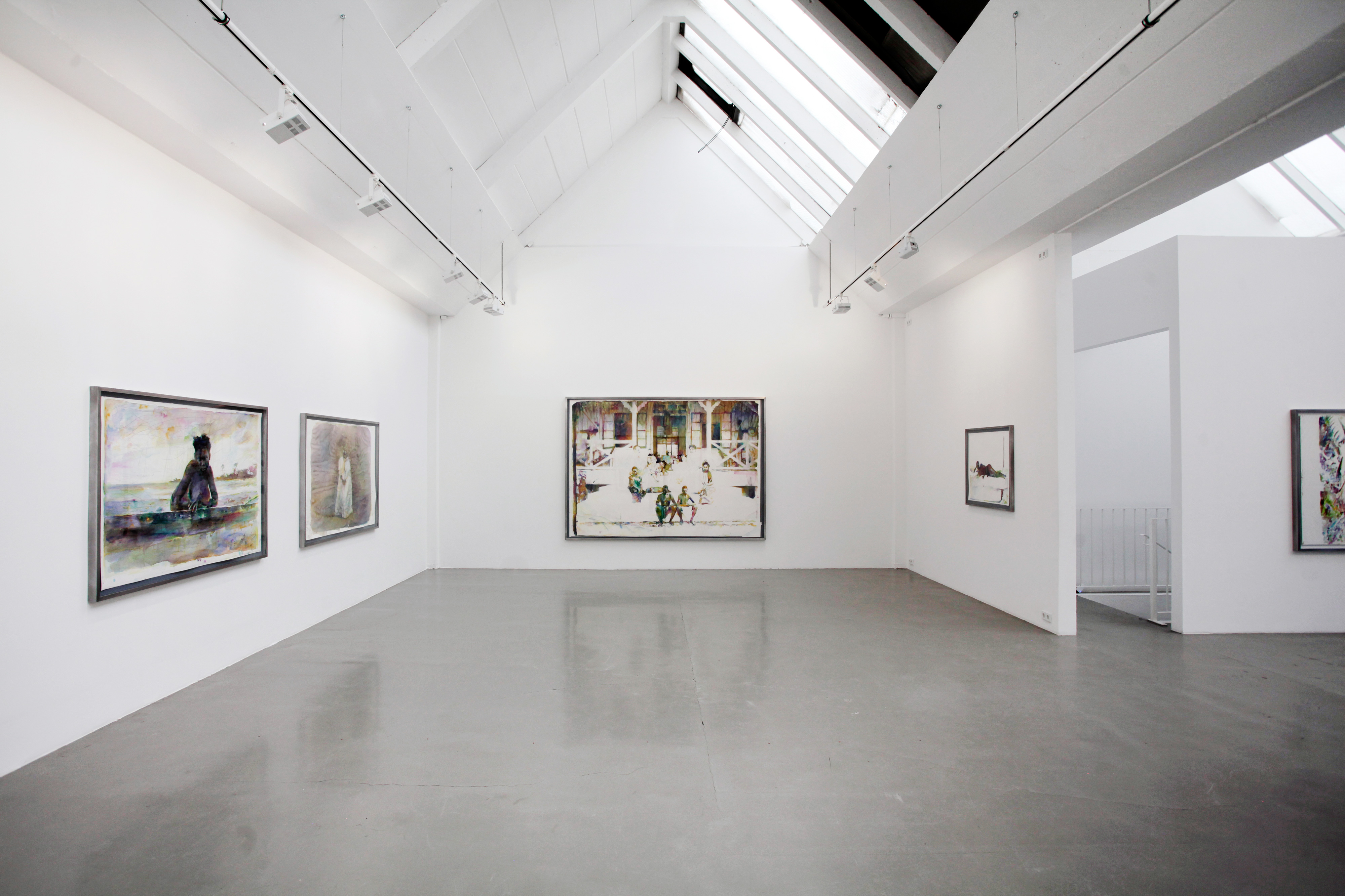 Galerie Barbara Thumm \ Martin Dammann – Kein schöner Land