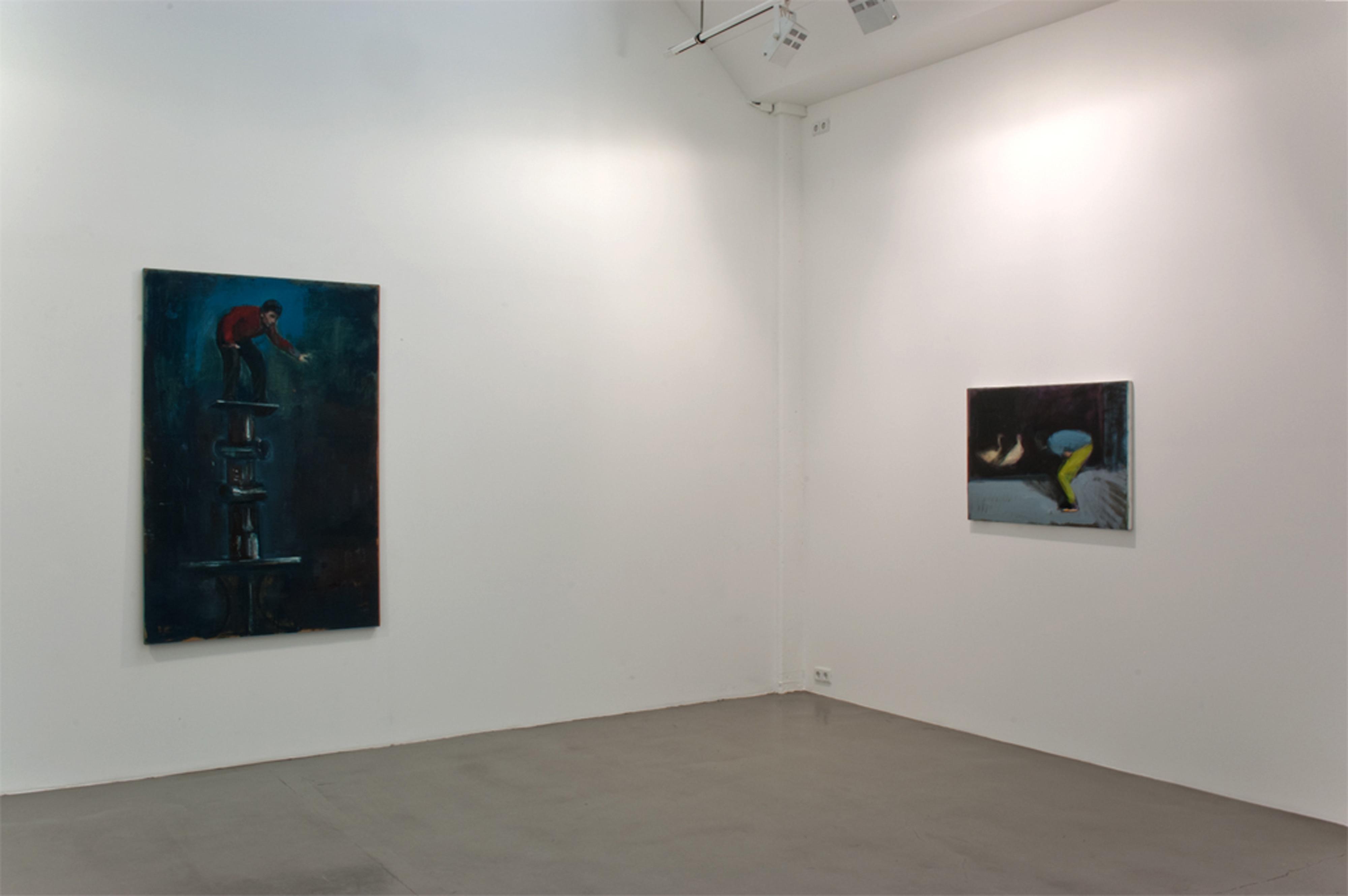 Galerie Barbara Thumm \ Simon Cantemir Hausì – What Do You See?