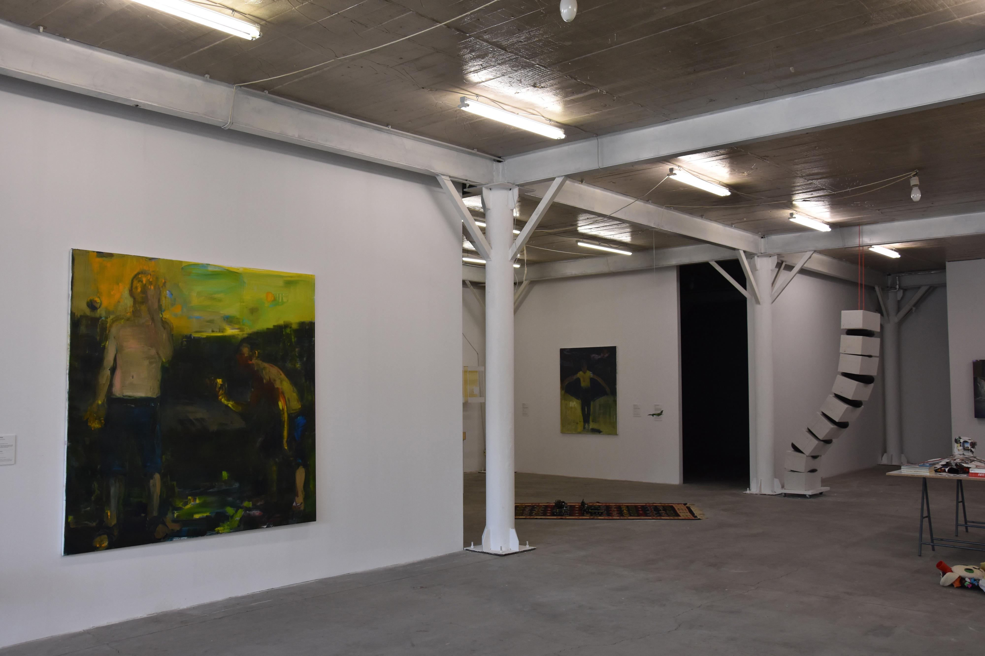 Galerie Barbara Thumm \ Simon Cantemir Hausi – Life a User's Manual