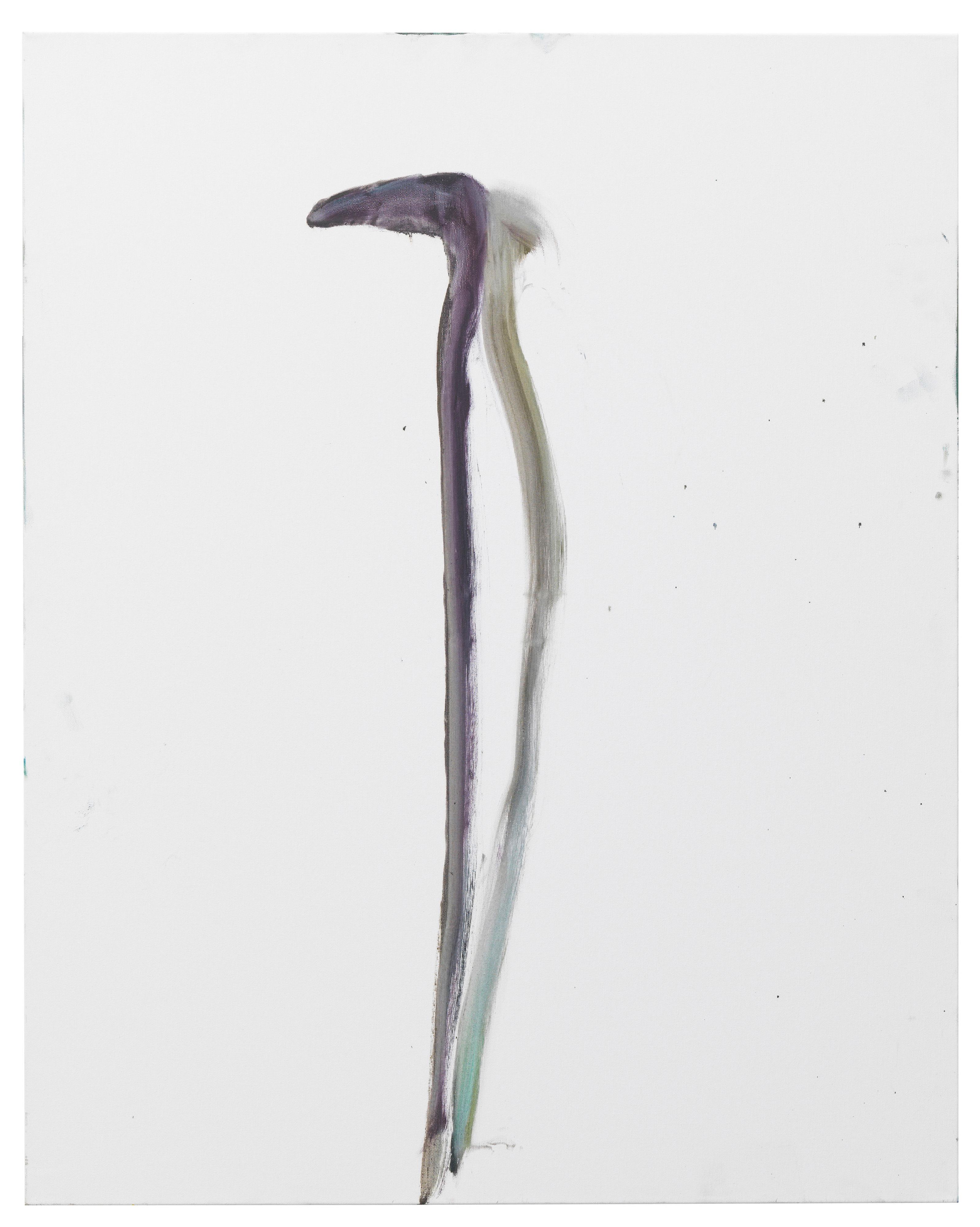 Galerie Barbara Thumm \ Simon Cantemir Hausì – What Do You See? \ Oil on canvas (2012)