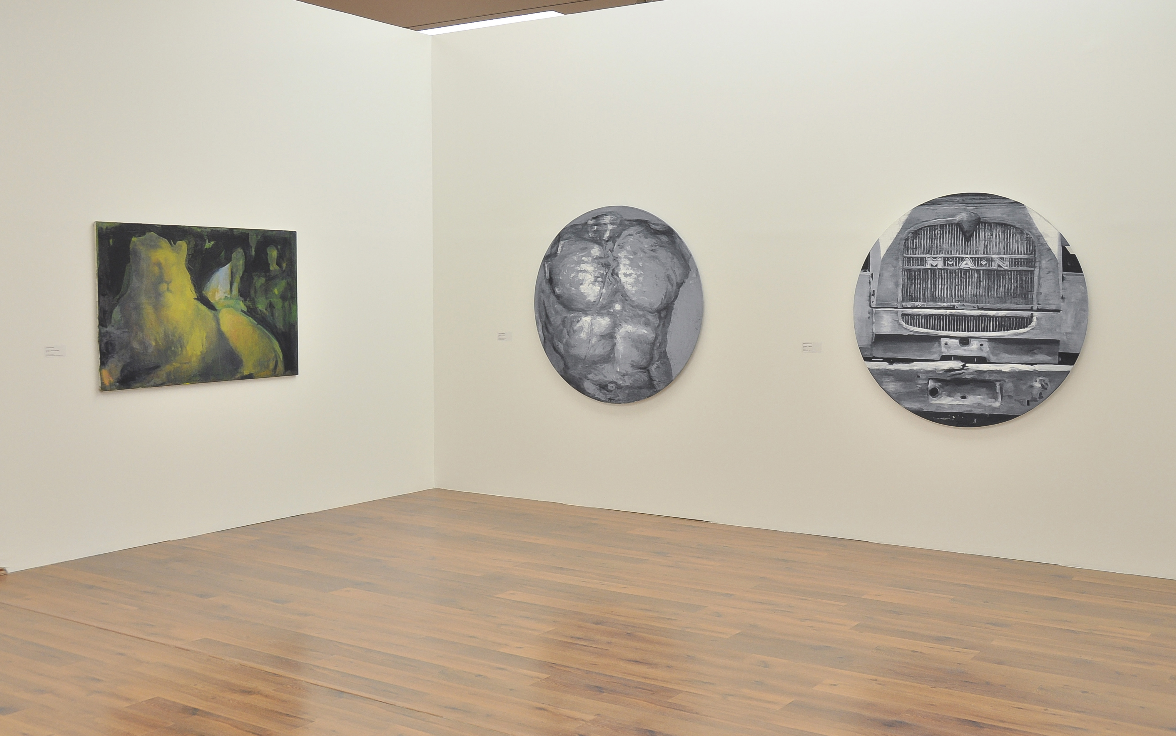 Galerie Barbara Thumm \ Simon Cantemir Hausí – Nightfall