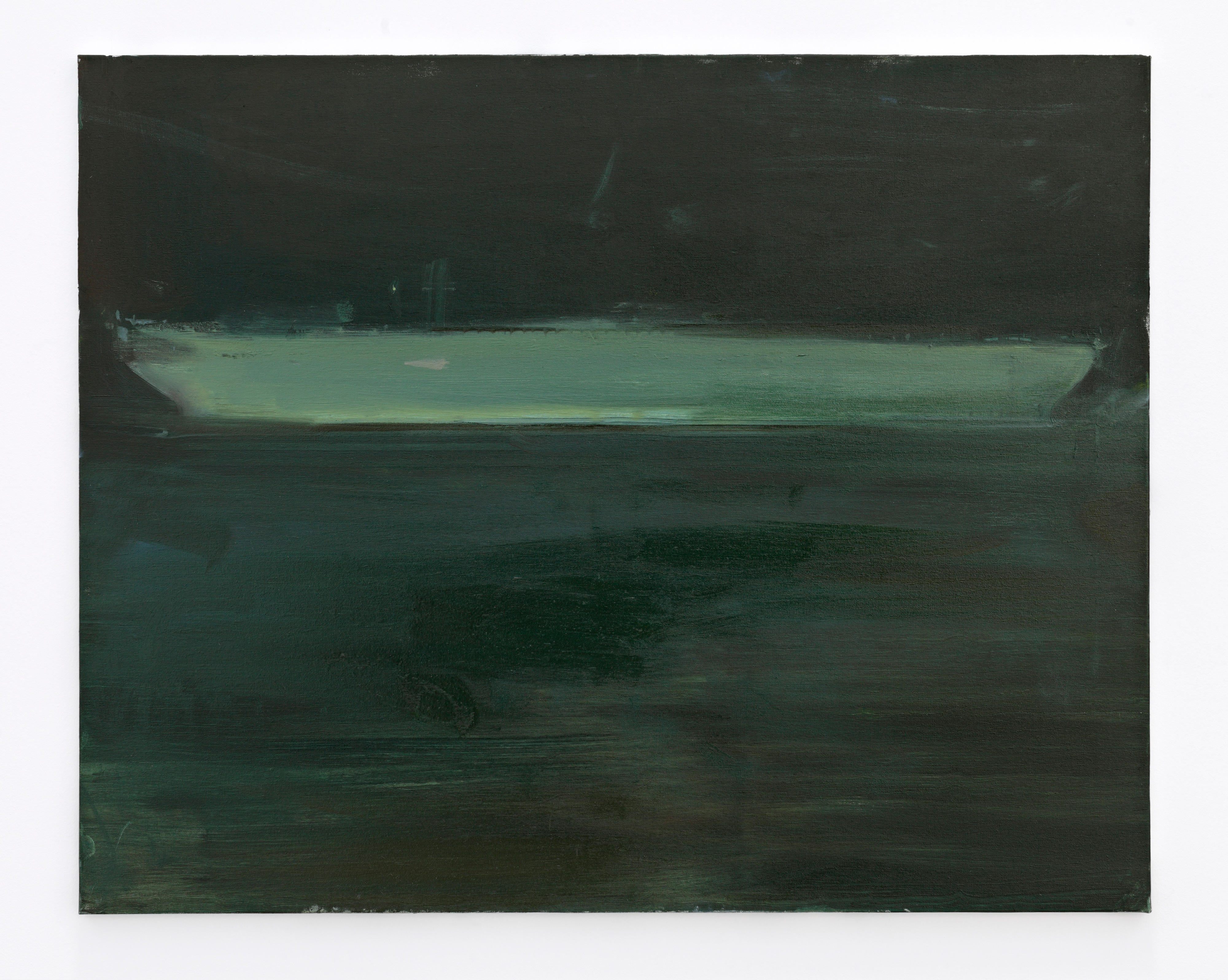 Galerie Barbara Thumm \ Simon Cantemir Hausì – What Do You See? \ Untitled (boat) (2012)