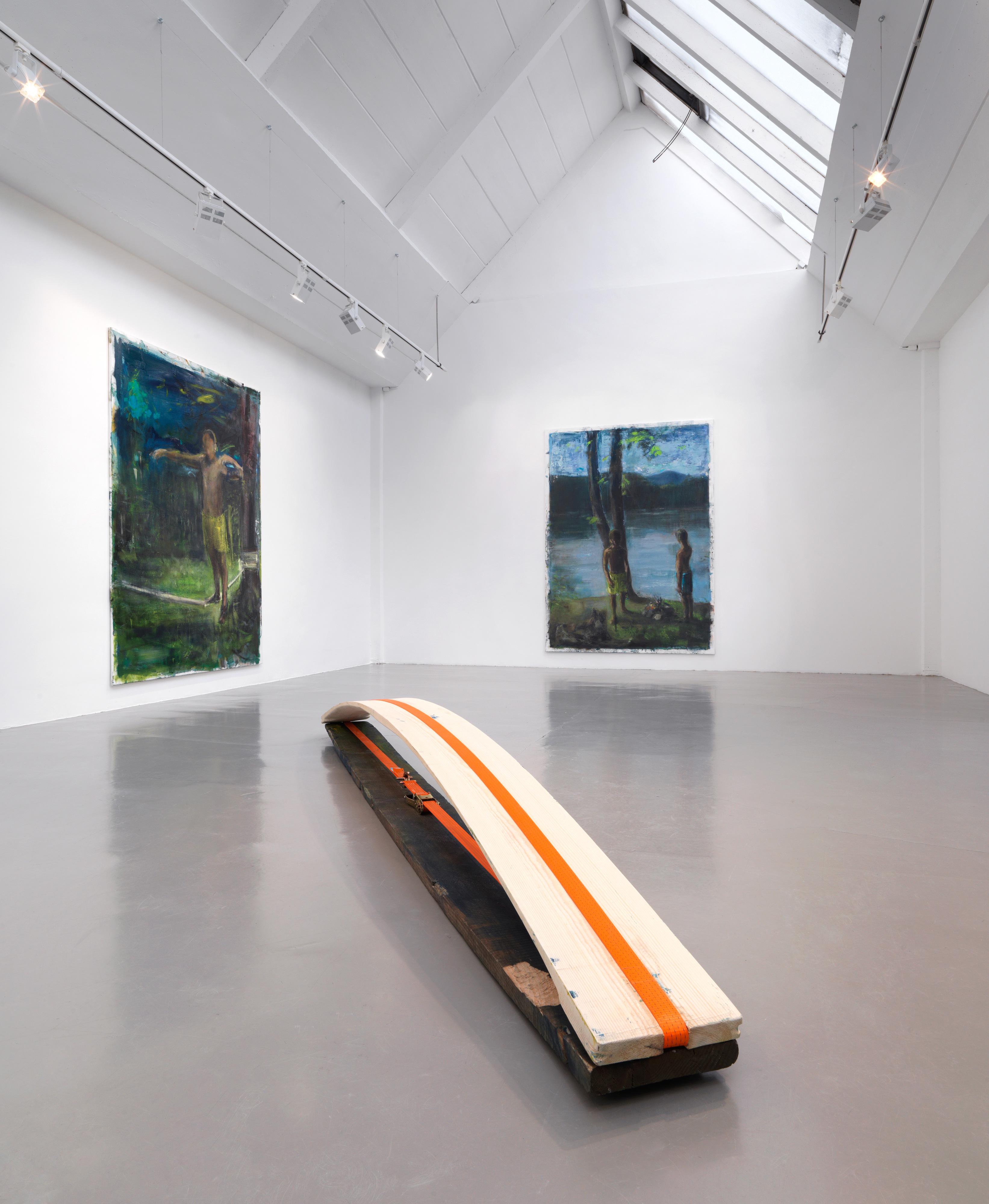 Galerie Barbara Thumm \ Simon Cantemir Hausì: Untitled (SCa-14-021) \ Untitled (2014)