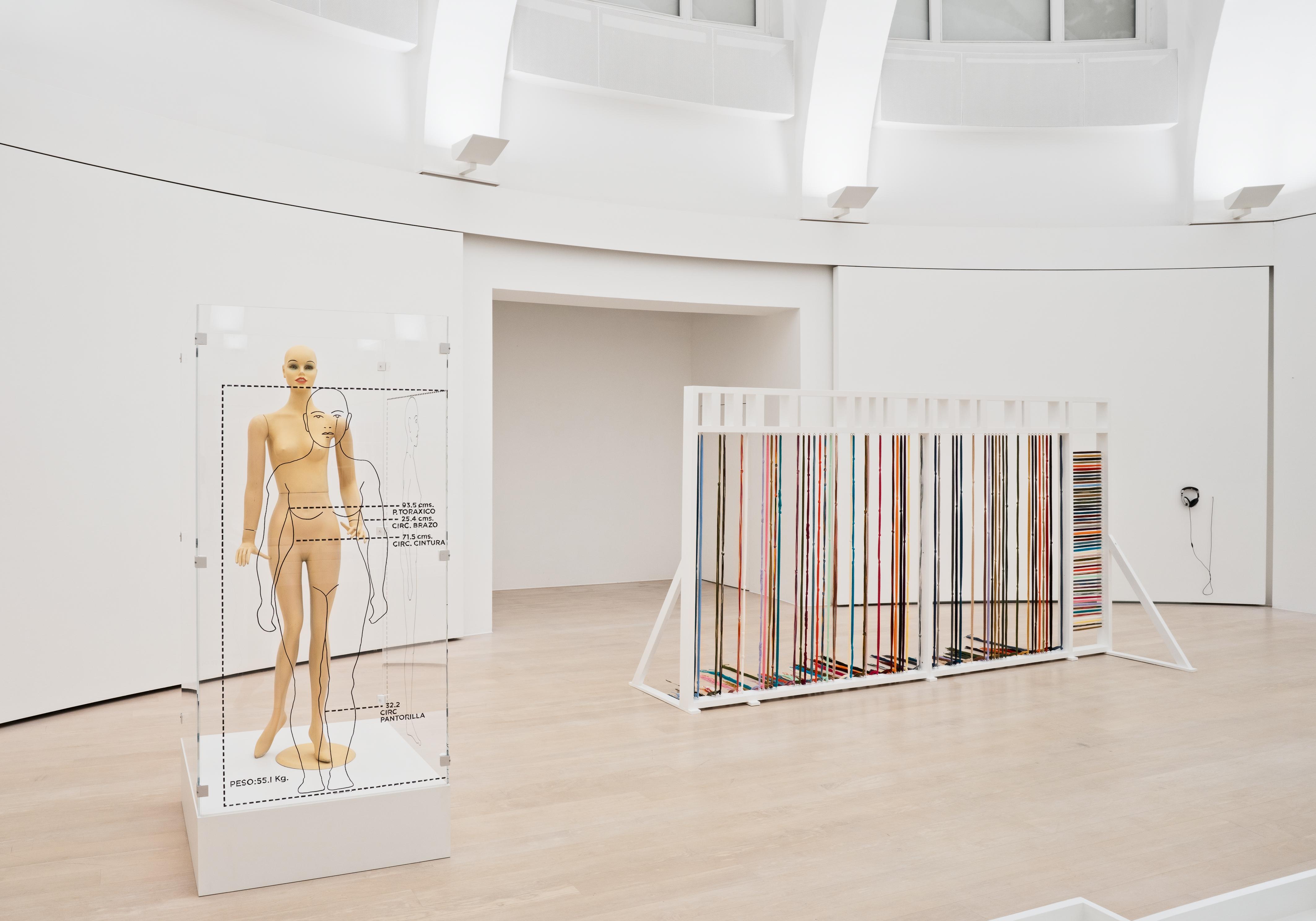 Galerie Barbara Thumm \ Teresa Burga – Aleatory Structures