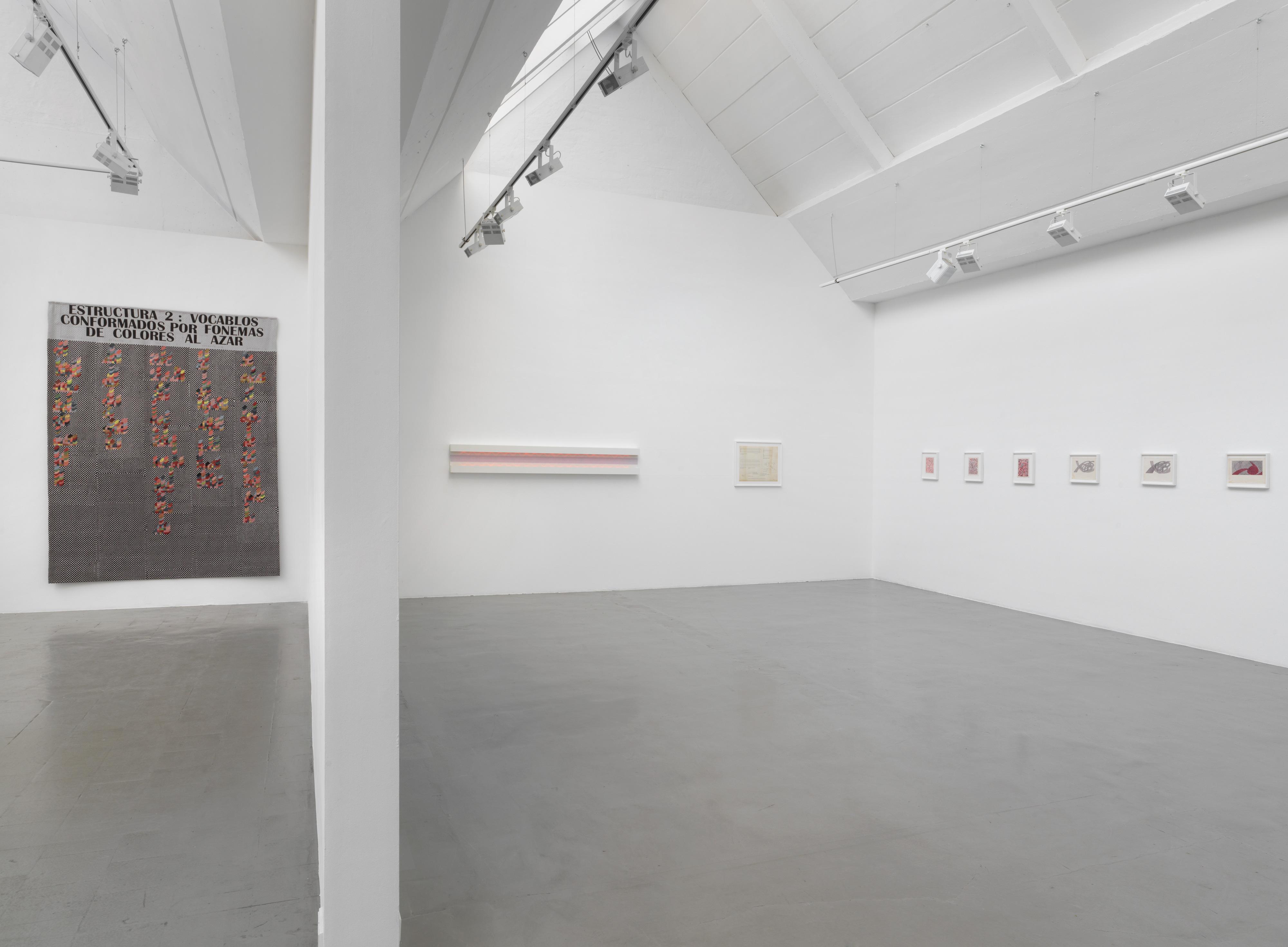 Galerie Barbara Thumm \ Teresa Burga – Insomnia