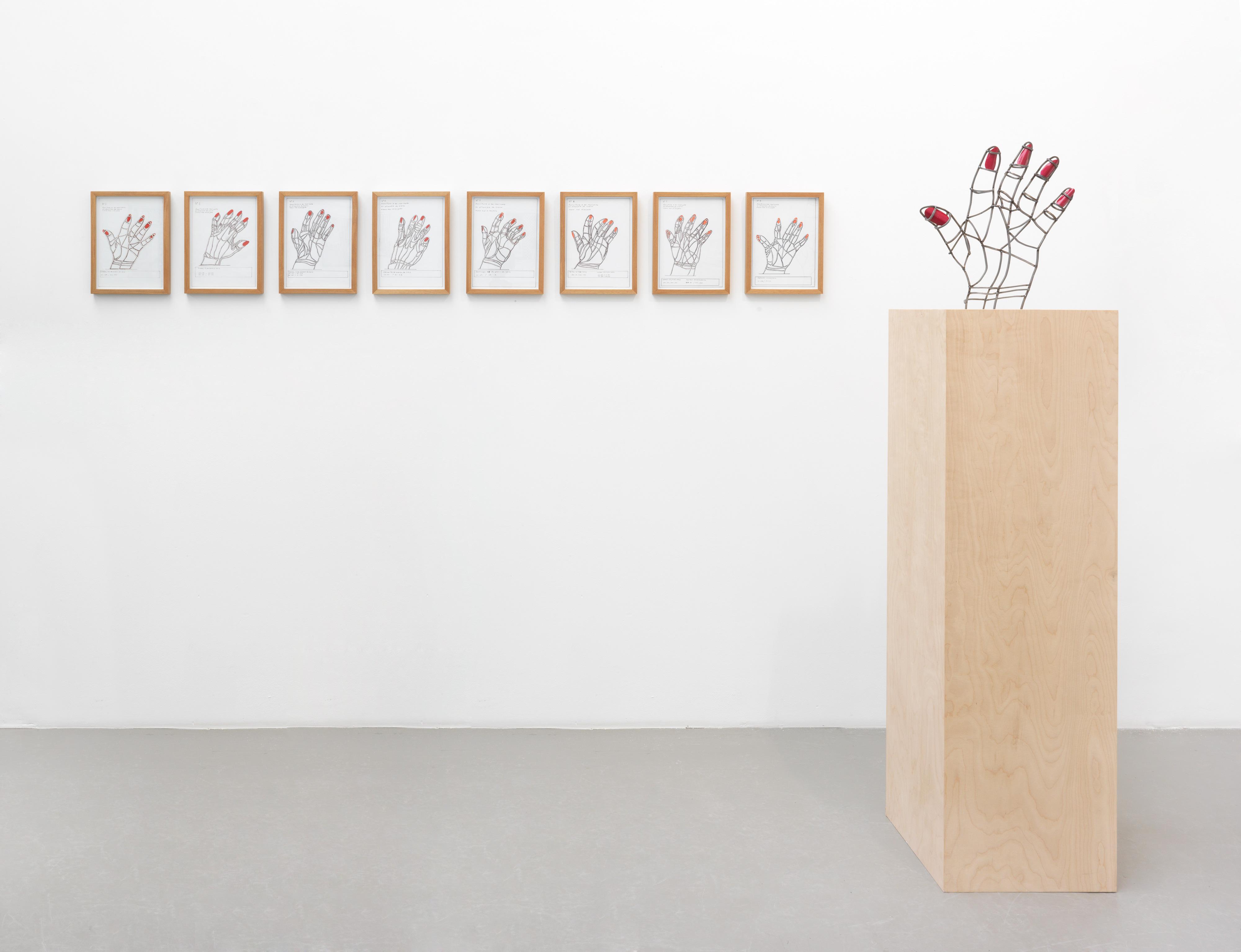 Galerie Barbara Thumm \ Teresa Burga – Arte Nuevo
