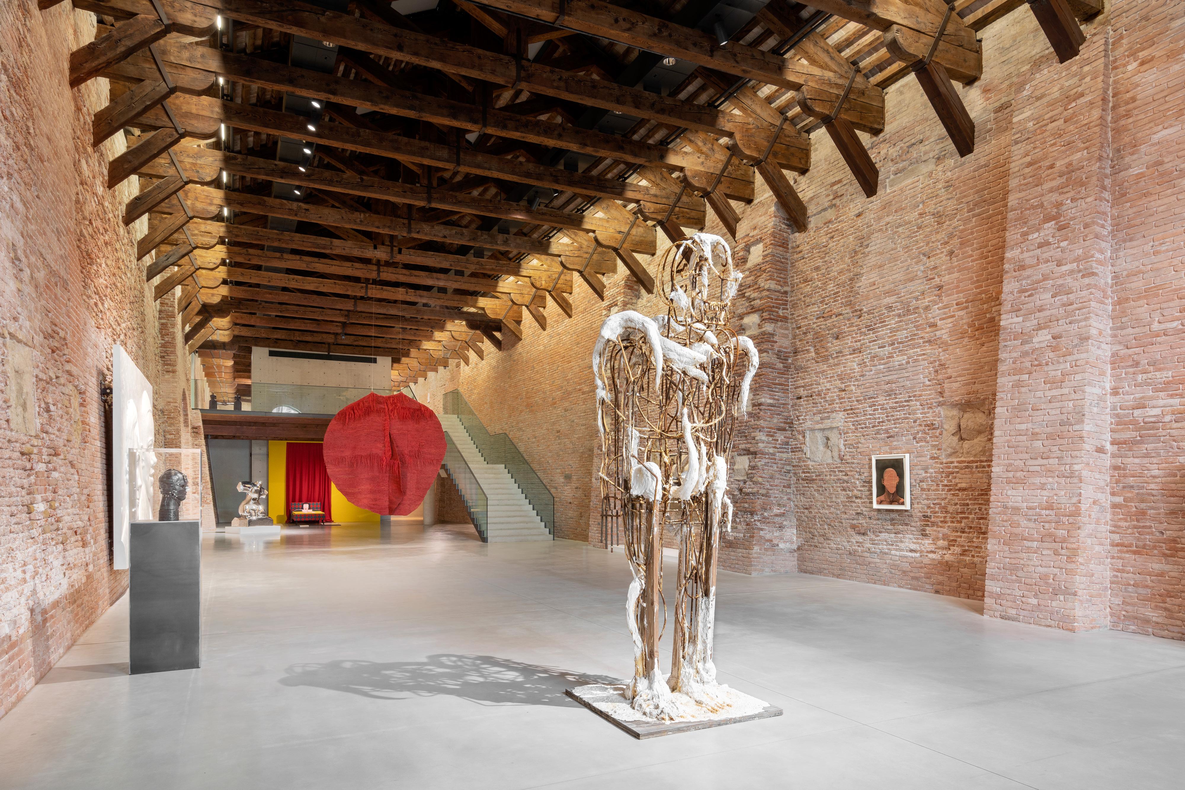 Galerie Barbara Thumm \ Teresa Burga – Untitled. 2020. Three perspectives on the art of the present
