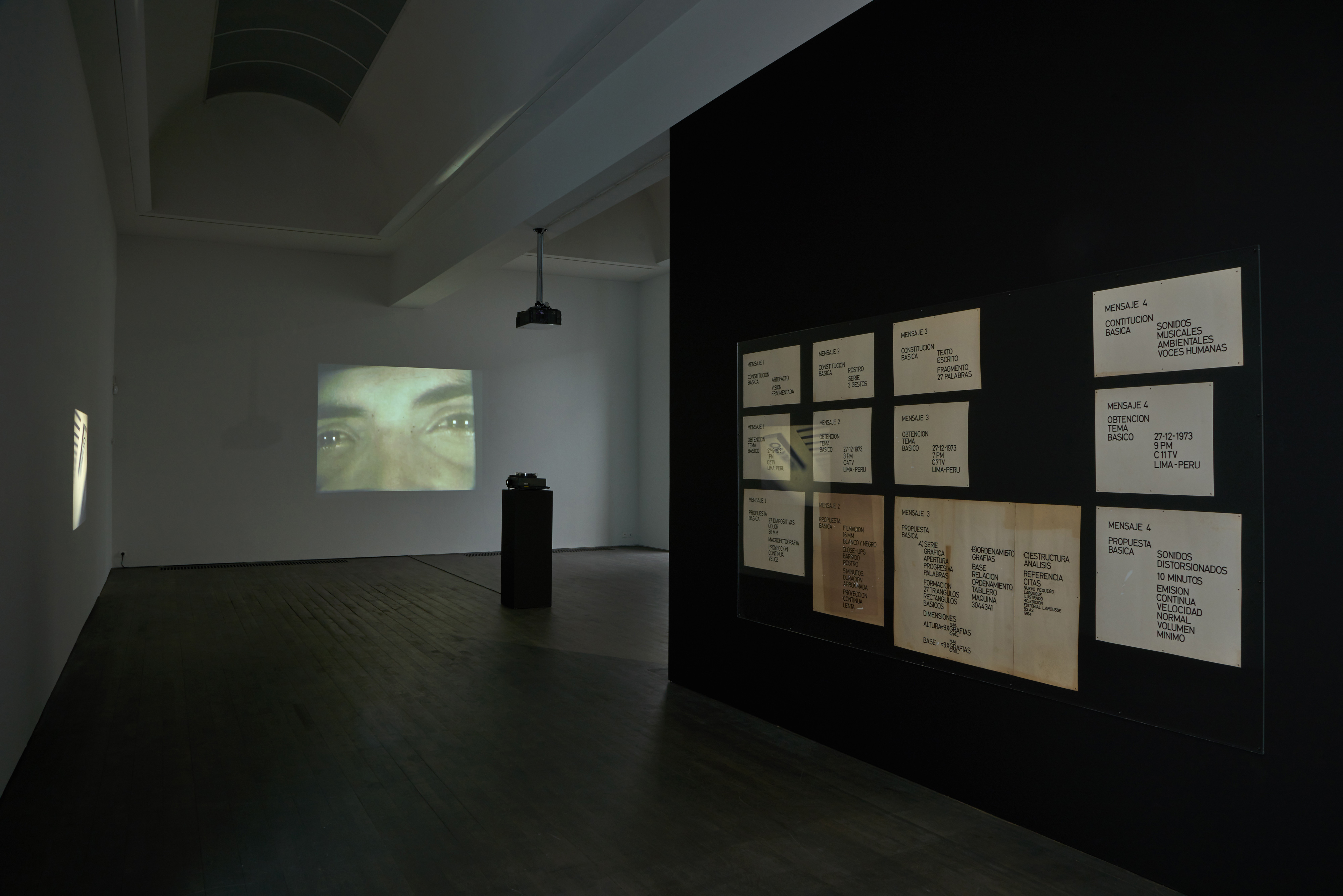 Galerie Barbara Thumm \ Teresa Burga – An Artist or a Computer? Conceptual works from the 1970s
