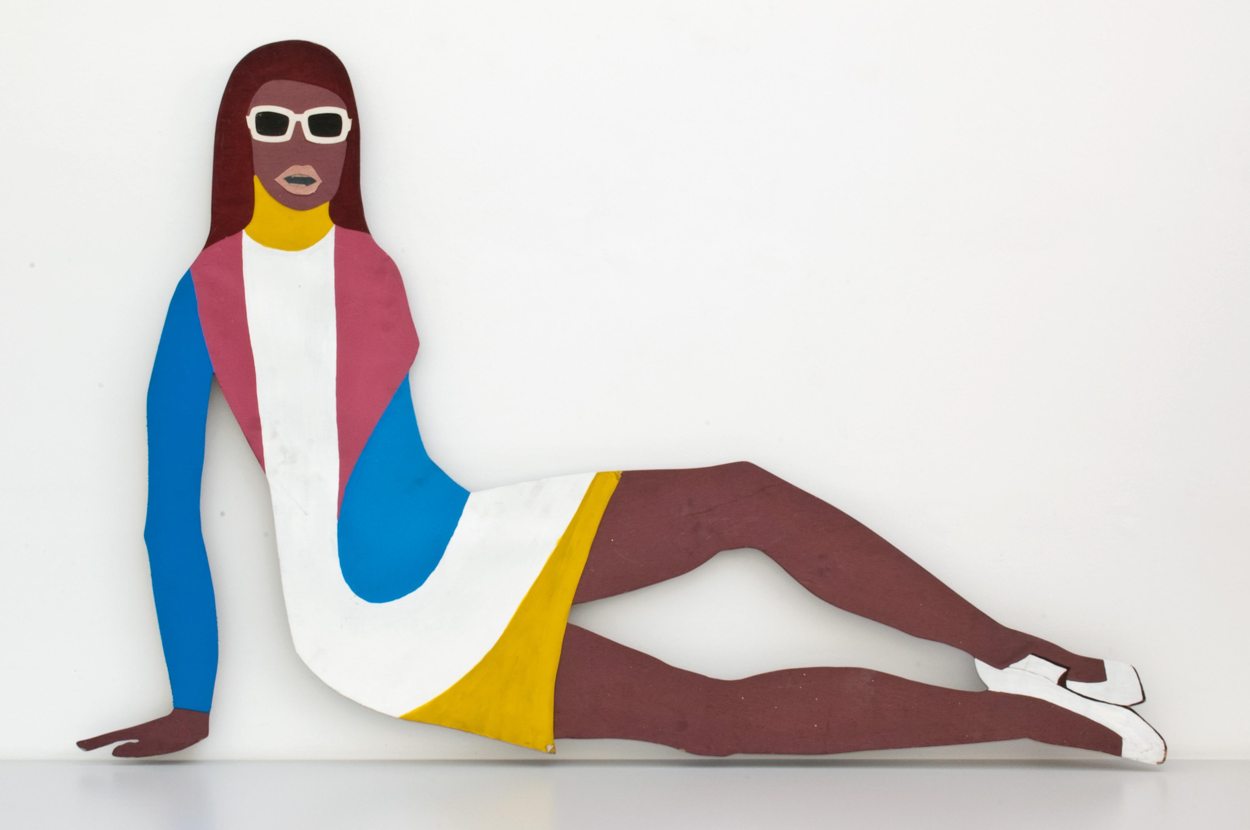 Galerie Barbara Thumm \ Teresa Burga – The Sixties