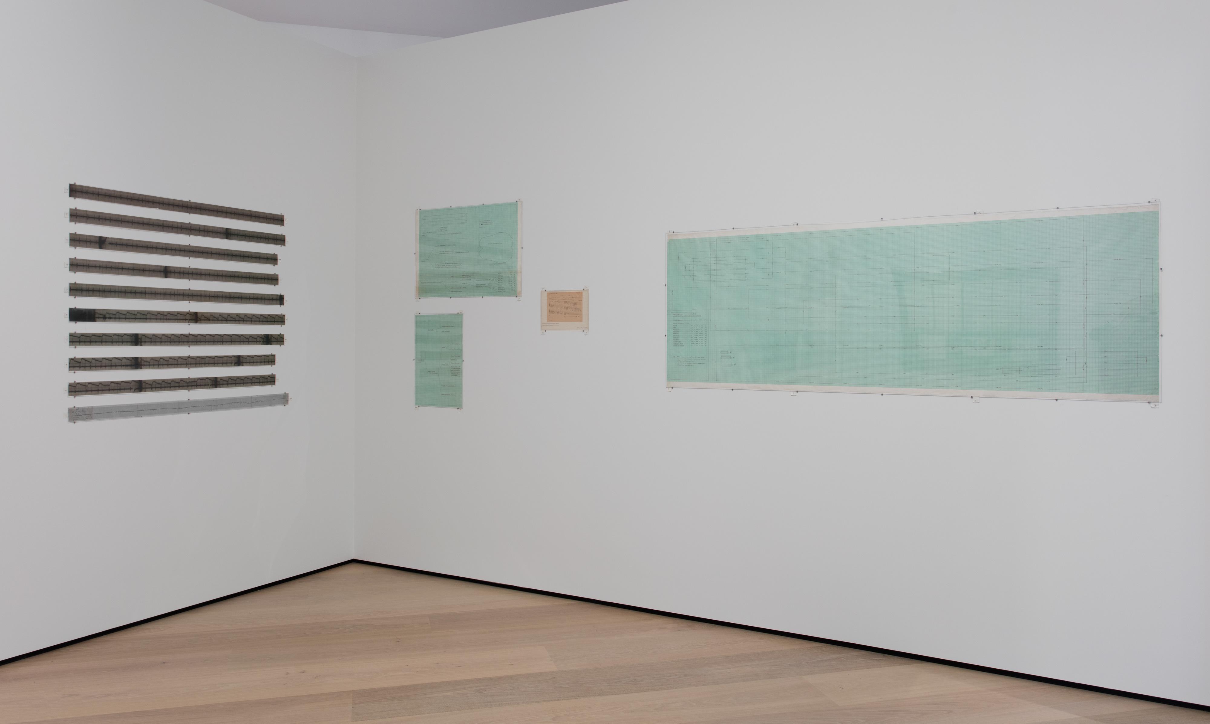 Galerie Barbara Thumm \ Teresa Burga – Radical Women: Latin American Art, 1960–1985