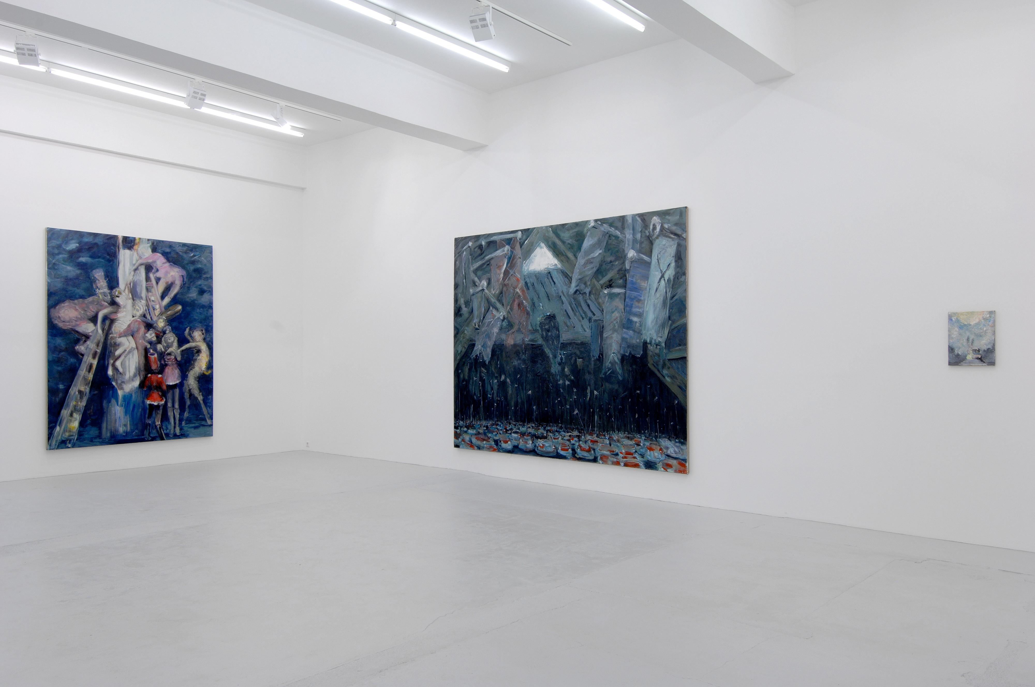 Galerie Barbara Thumm \ Valérie Favre – Honig in der Sackgasse