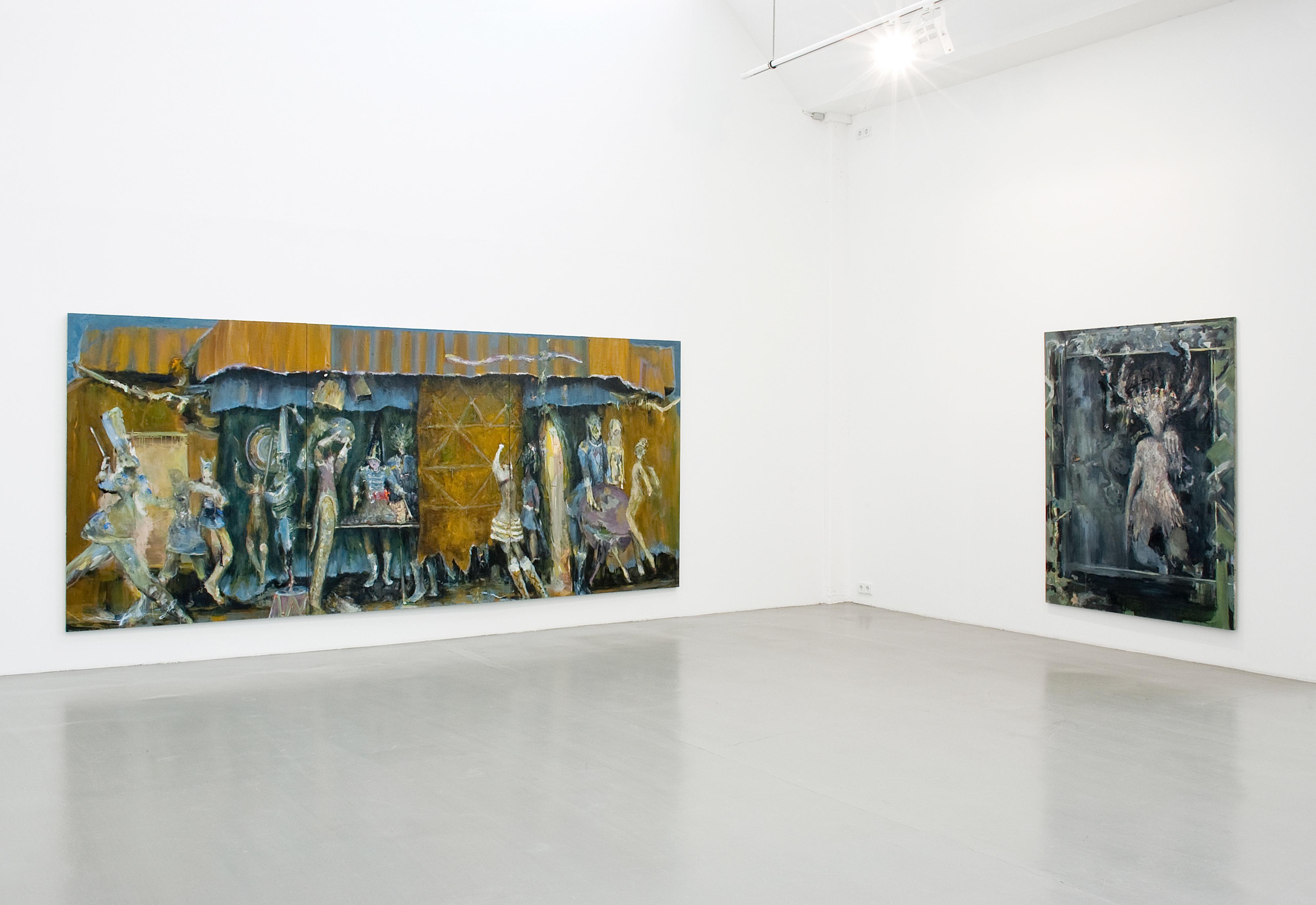 Galerie Barbara Thumm \ Valérie Favre – The Art of Watching Birds