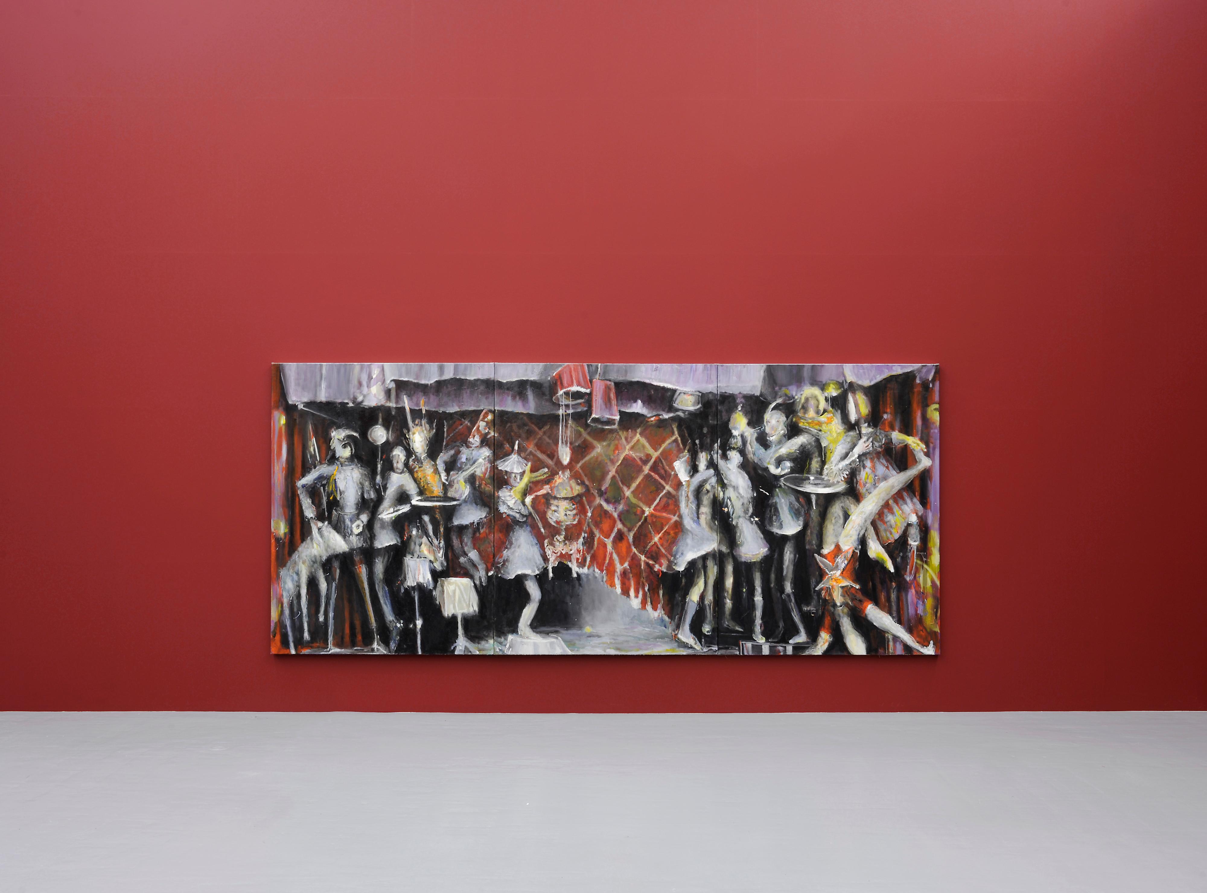 Galerie Barbara Thumm \ Valérie Favre – La première nuit du monde