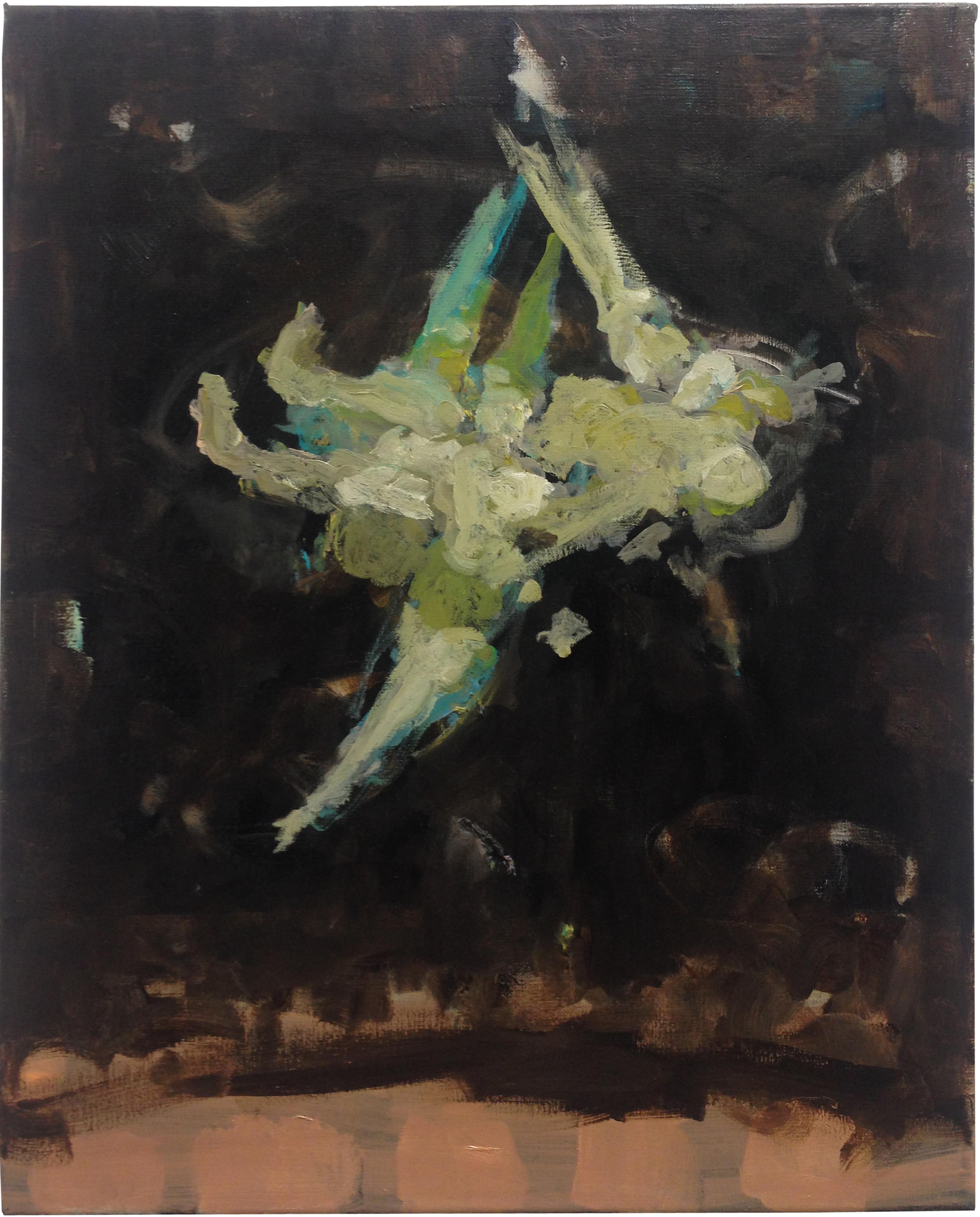 Galerie Barbara Thumm \ Valérie Favre: Ghost (nach Goya 1. esquisse) (VFa-14-021) \ Ghost (nach Goya 1. esquisse) (2014)