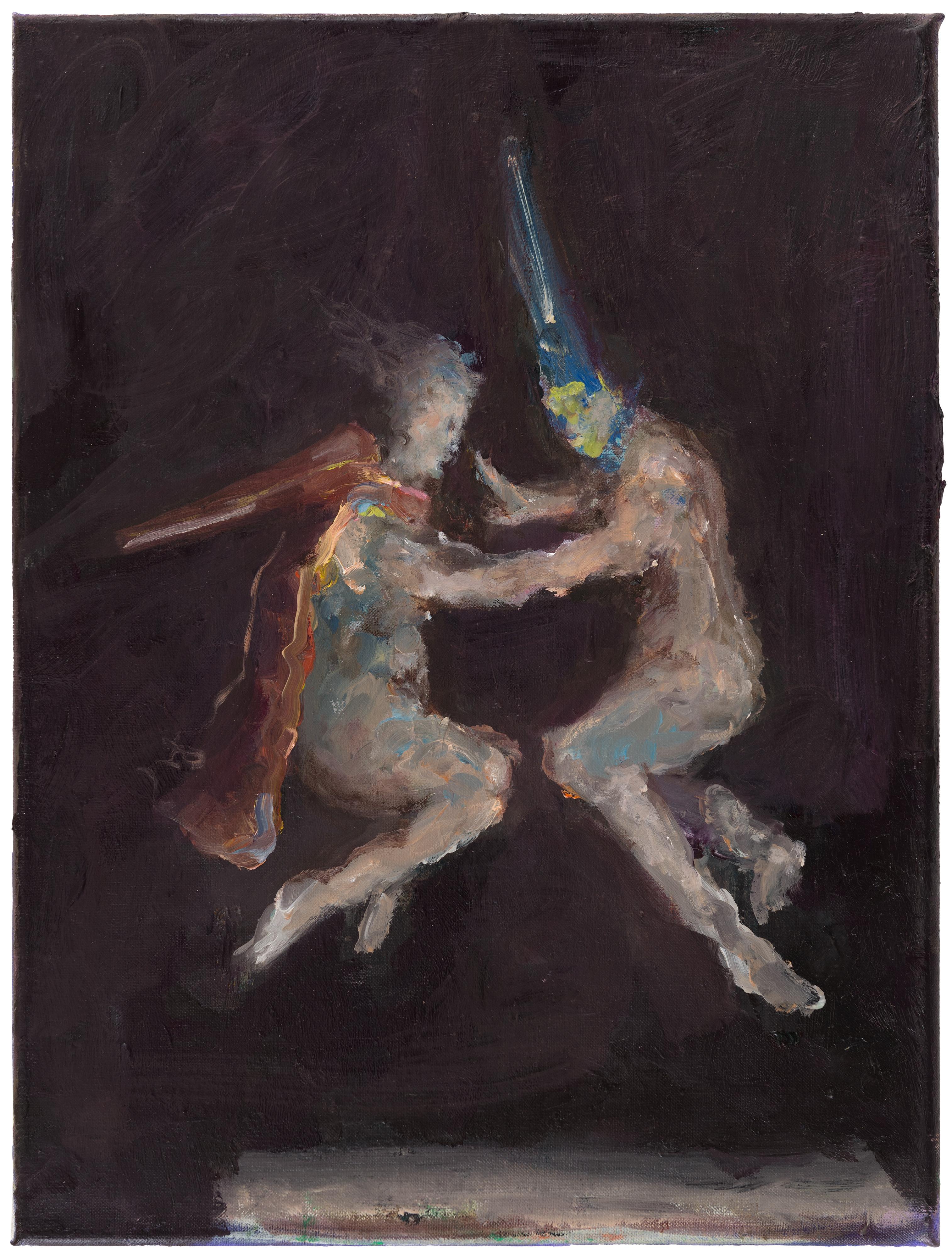 Galerie Barbara Thumm \ Valérie Favre: Ghost (nach Goyas Flug der Hexen) (VFa-15-012) \ Ghost (nach Goyas Flug der Hexen) (2015)