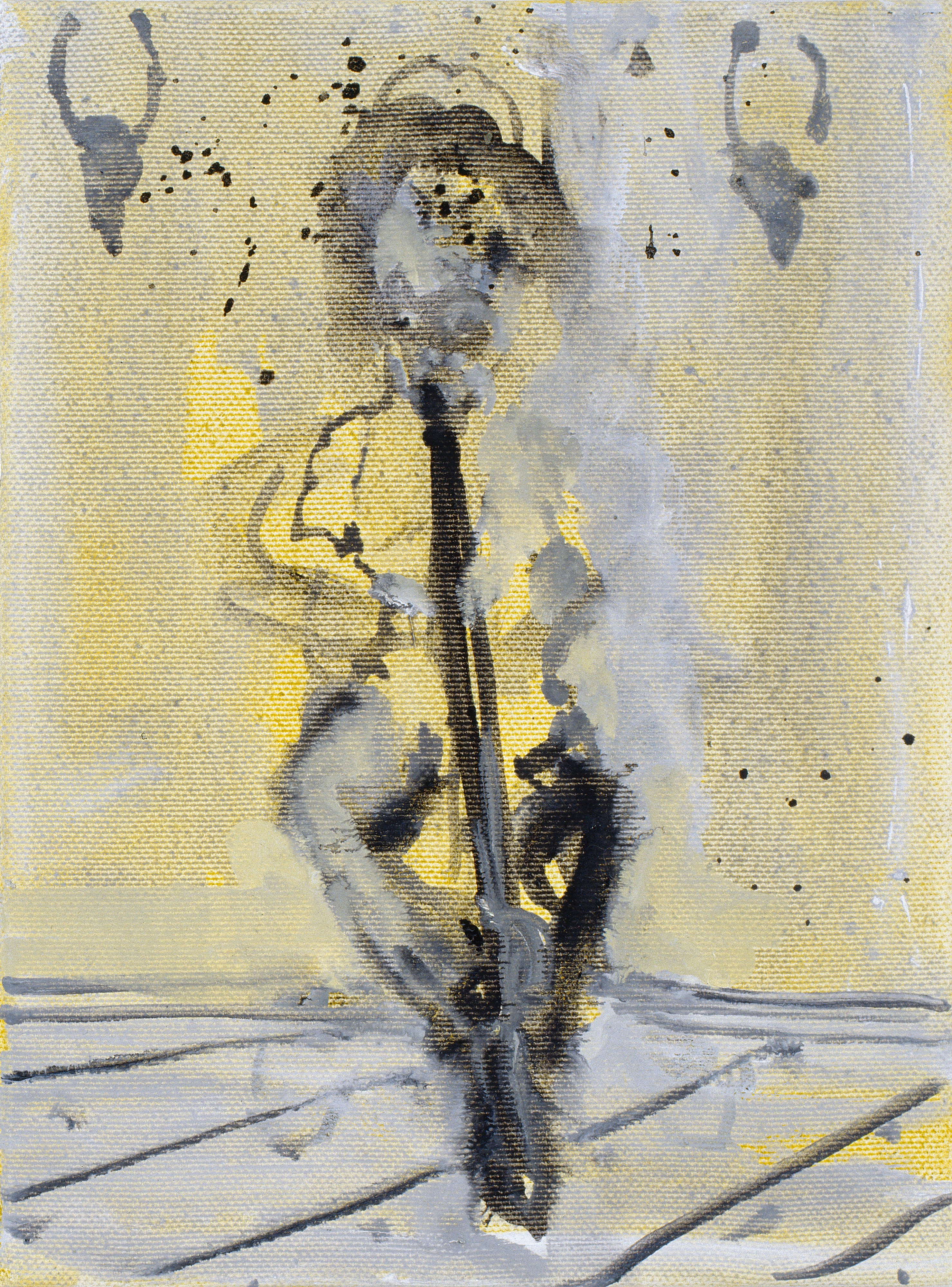Galerie Barbara Thumm \ Valérie Favre: Suicide (With Hunting rifle) (VFa-07-097) \ Suicide (With Hunting rifle) (2007)