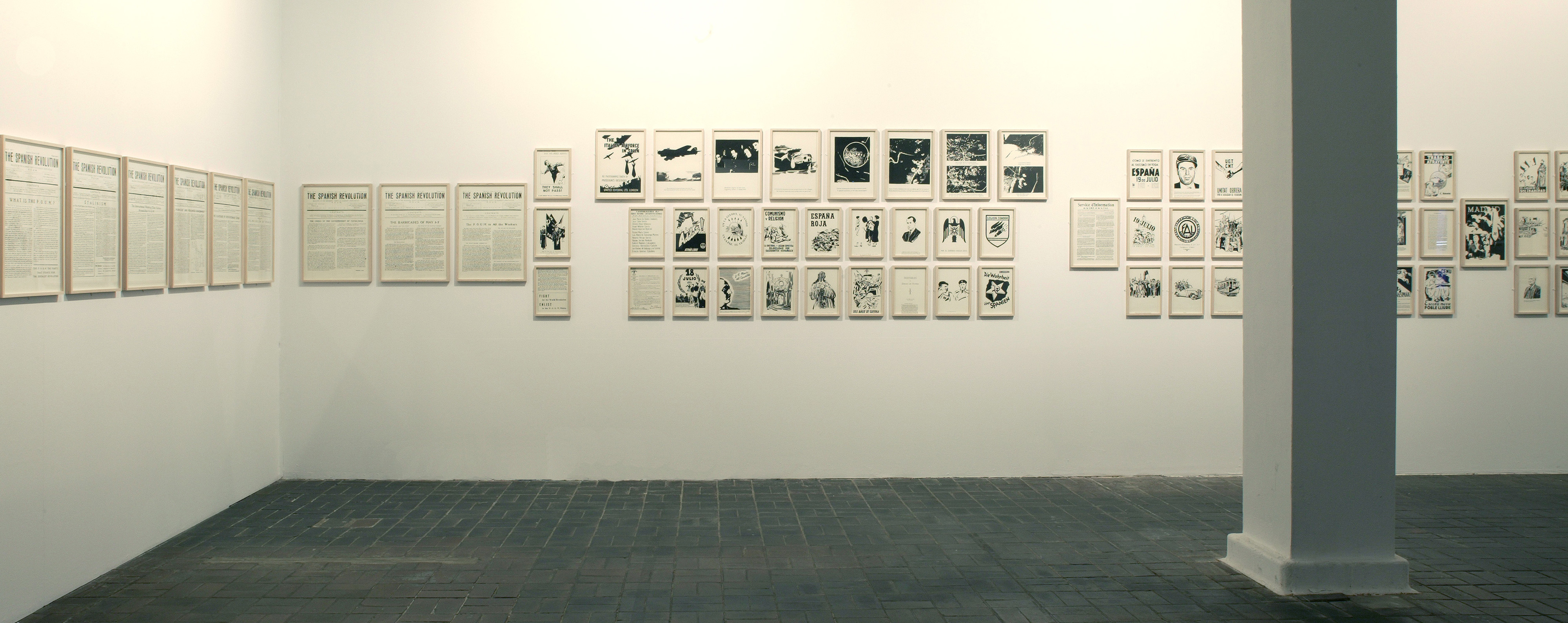 Galerie Barbara Thumm \ Fernando Bryce – 3rd Berlin Biennial for Contemporary Art